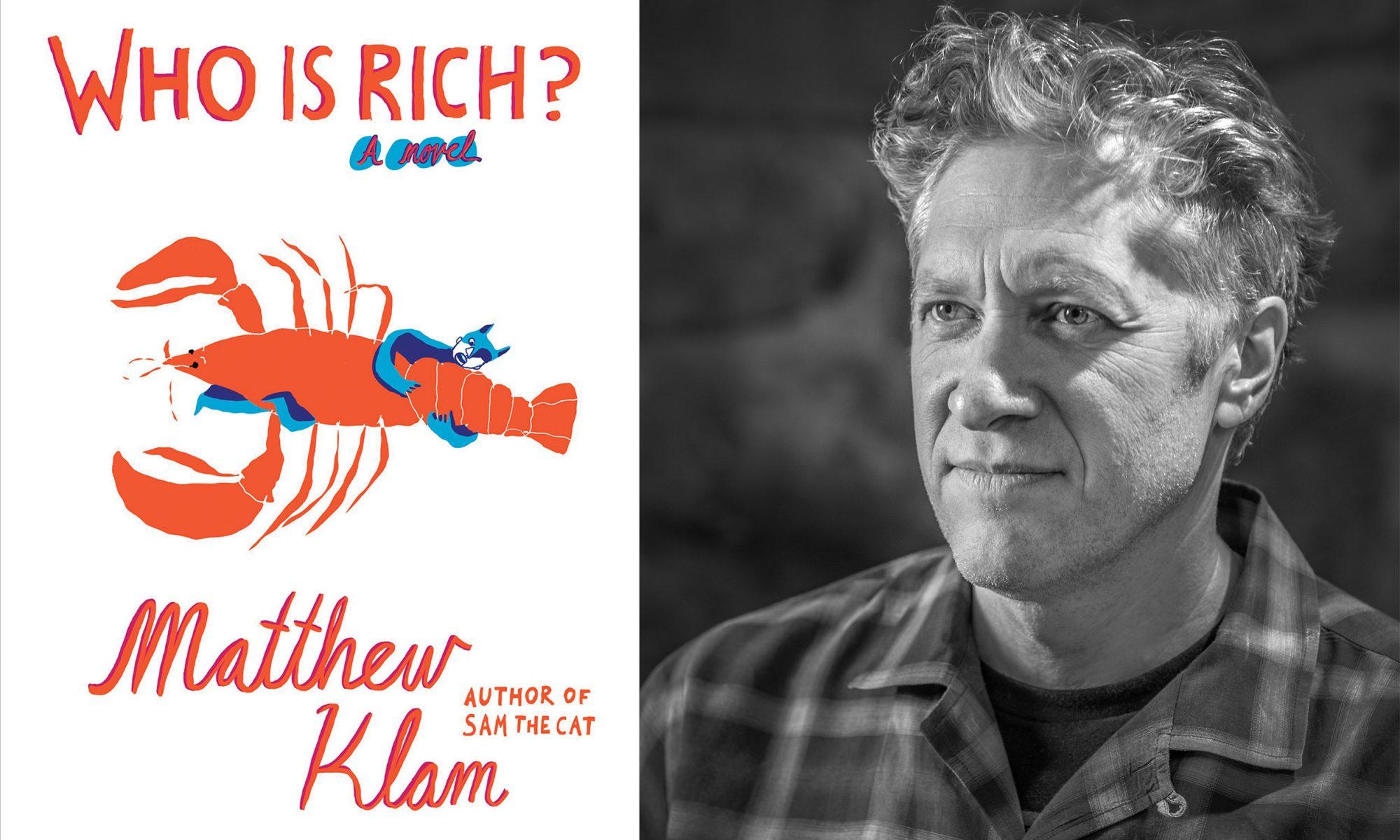 EC: How Author Matthew Klam Does Breakfast