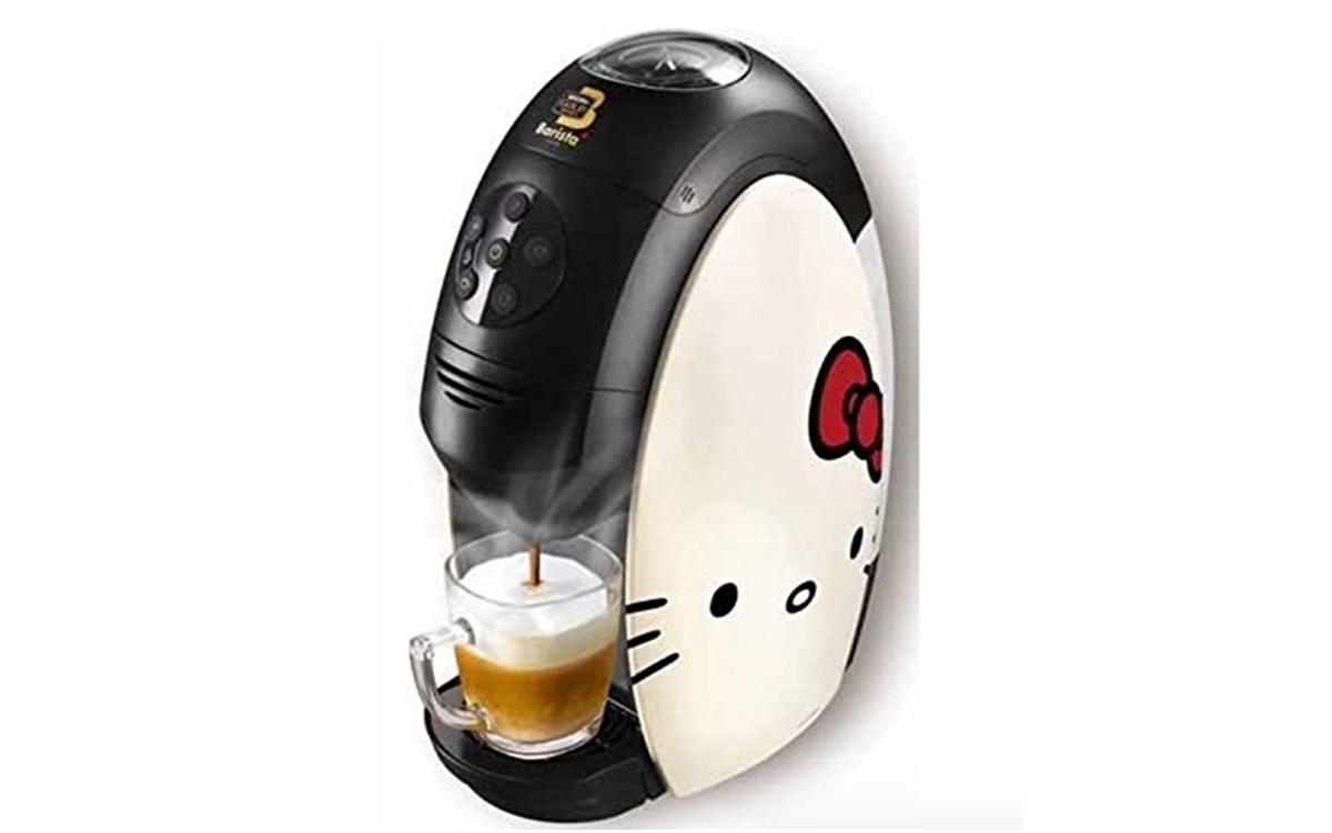 Hello Kitty Nescafe Barista