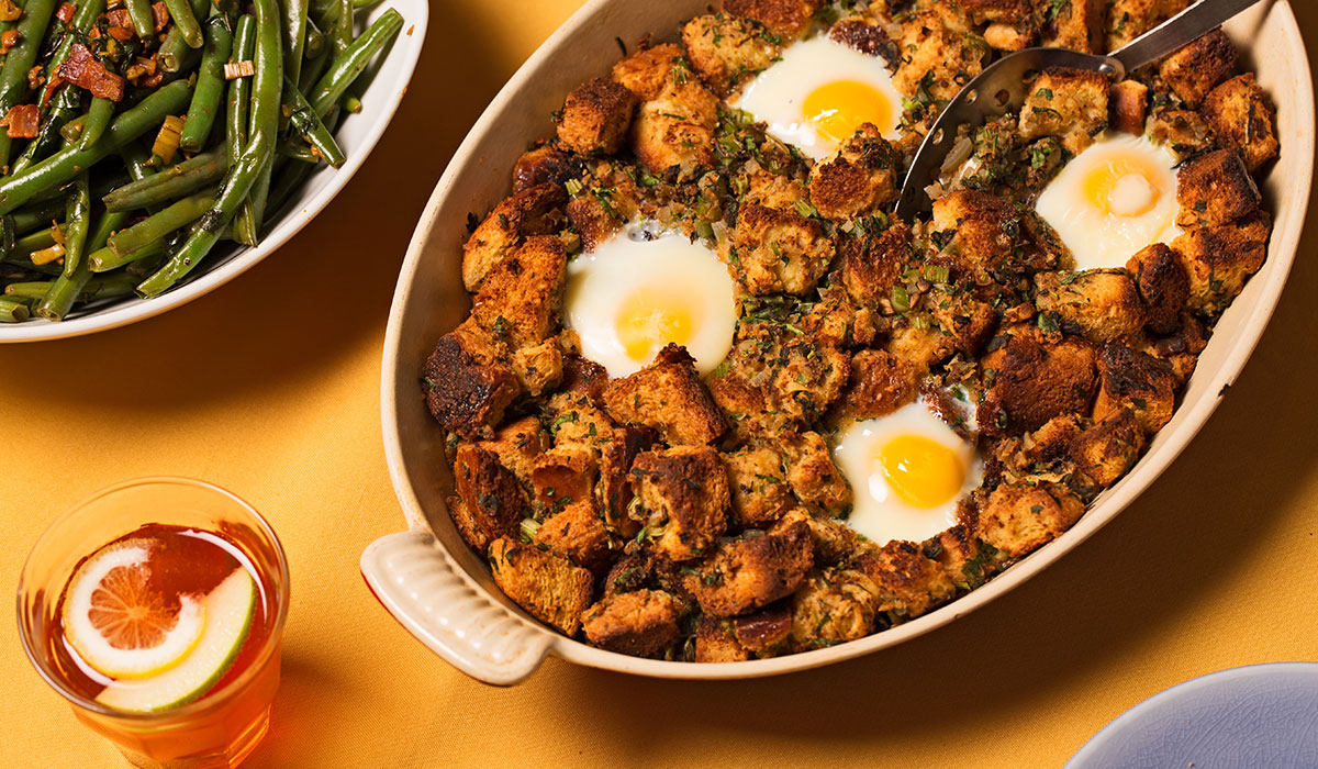 6 Ways to Turn Leftover Stuffing Into Breakfast