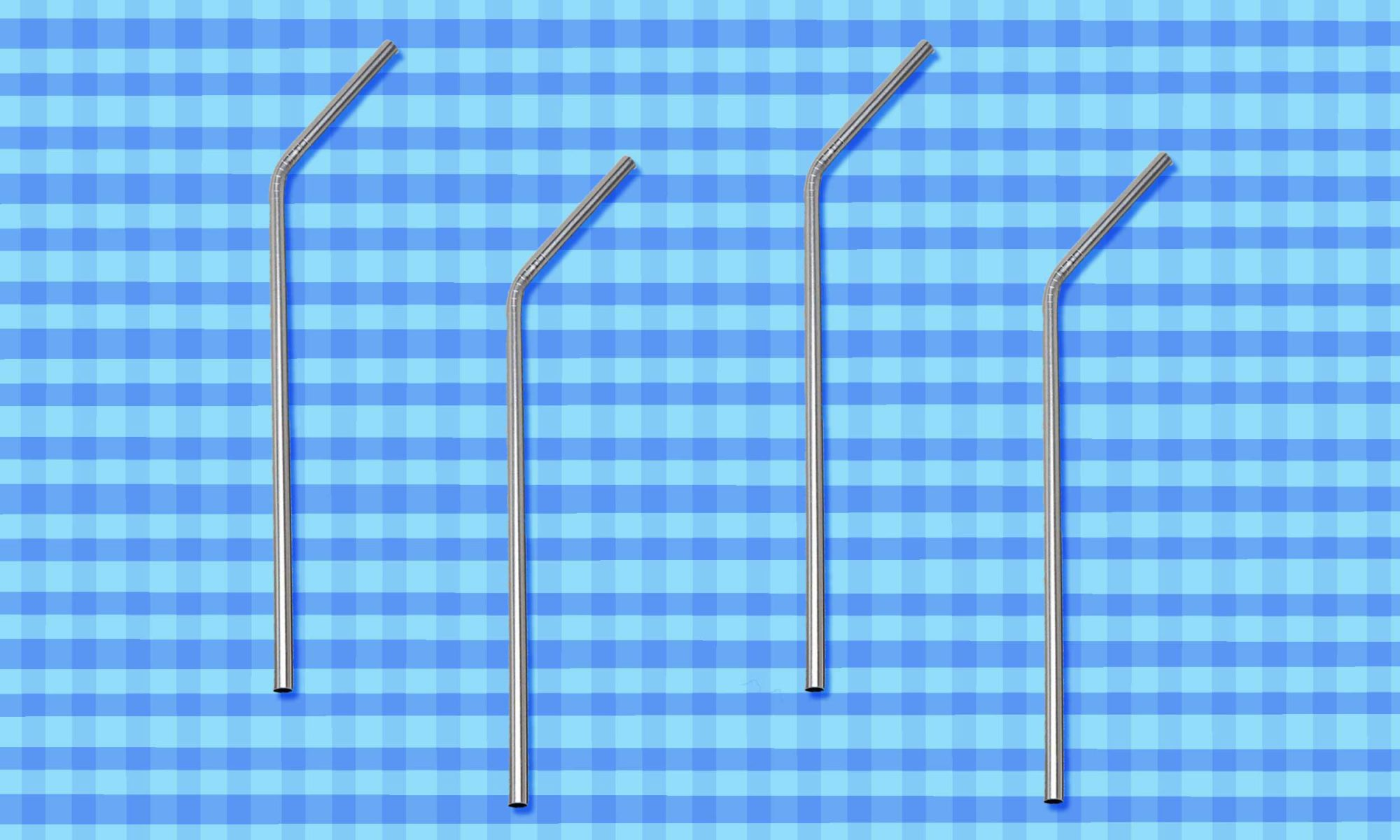 EC: Metal Straws Make Every Drink Taste Better