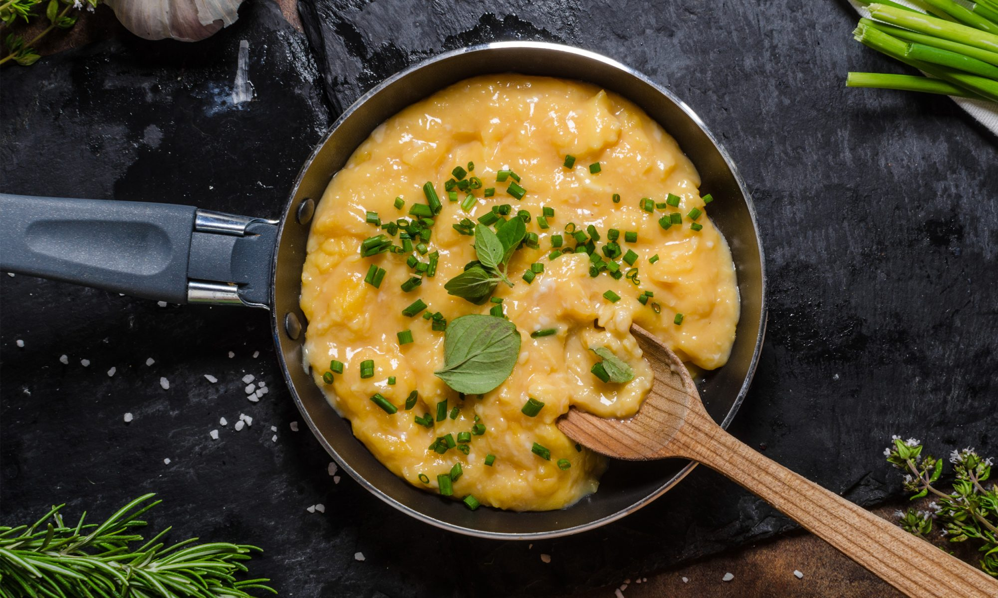 EC: Add Excitement to Your Scrambled Eggs with One Clever Ingredient