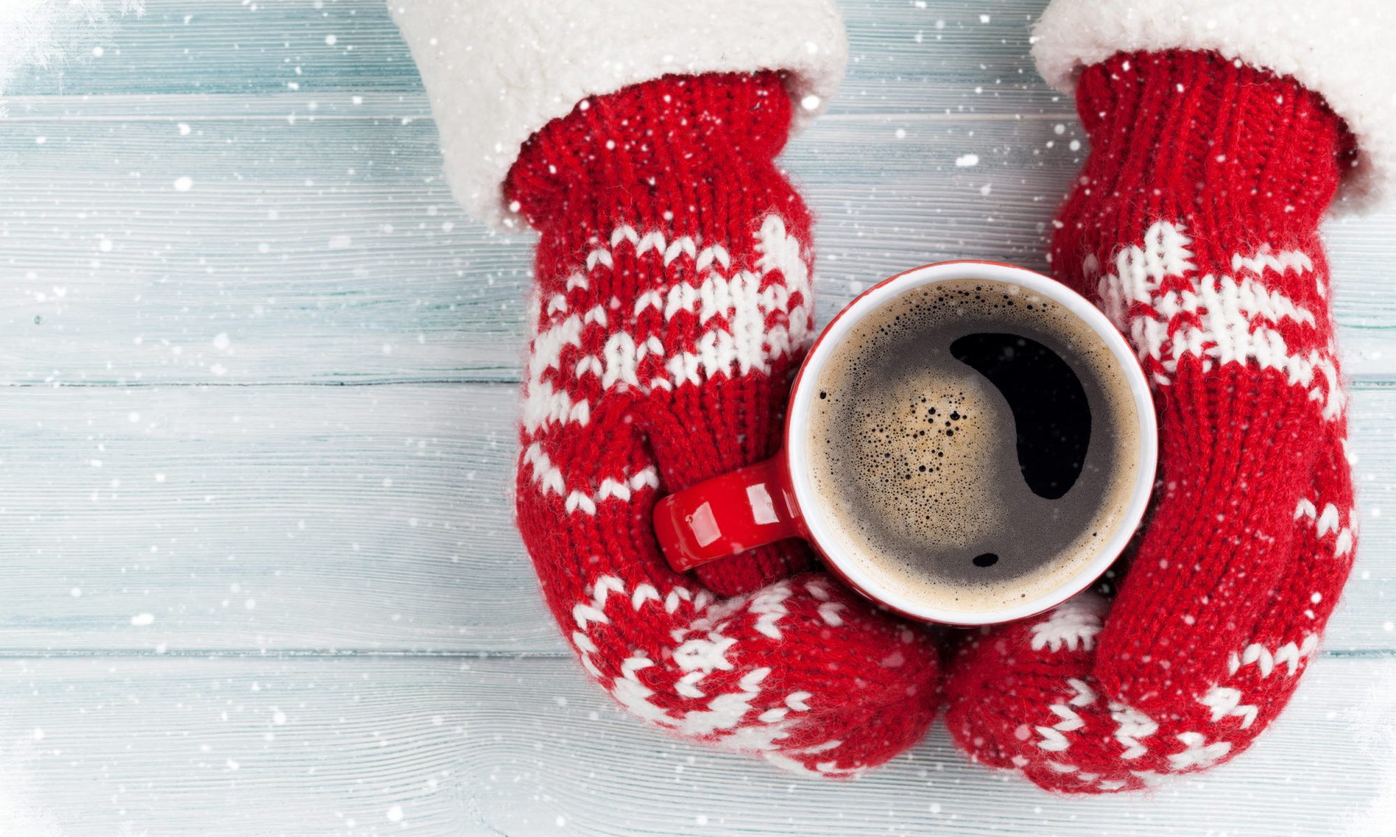 EC: How to Stay Caffeinated in a Snow Storm