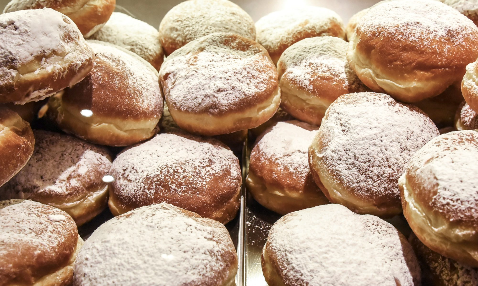 EC: Paczki Are Fat Tuesday Polish Doughnuts Filled with Regional Pride