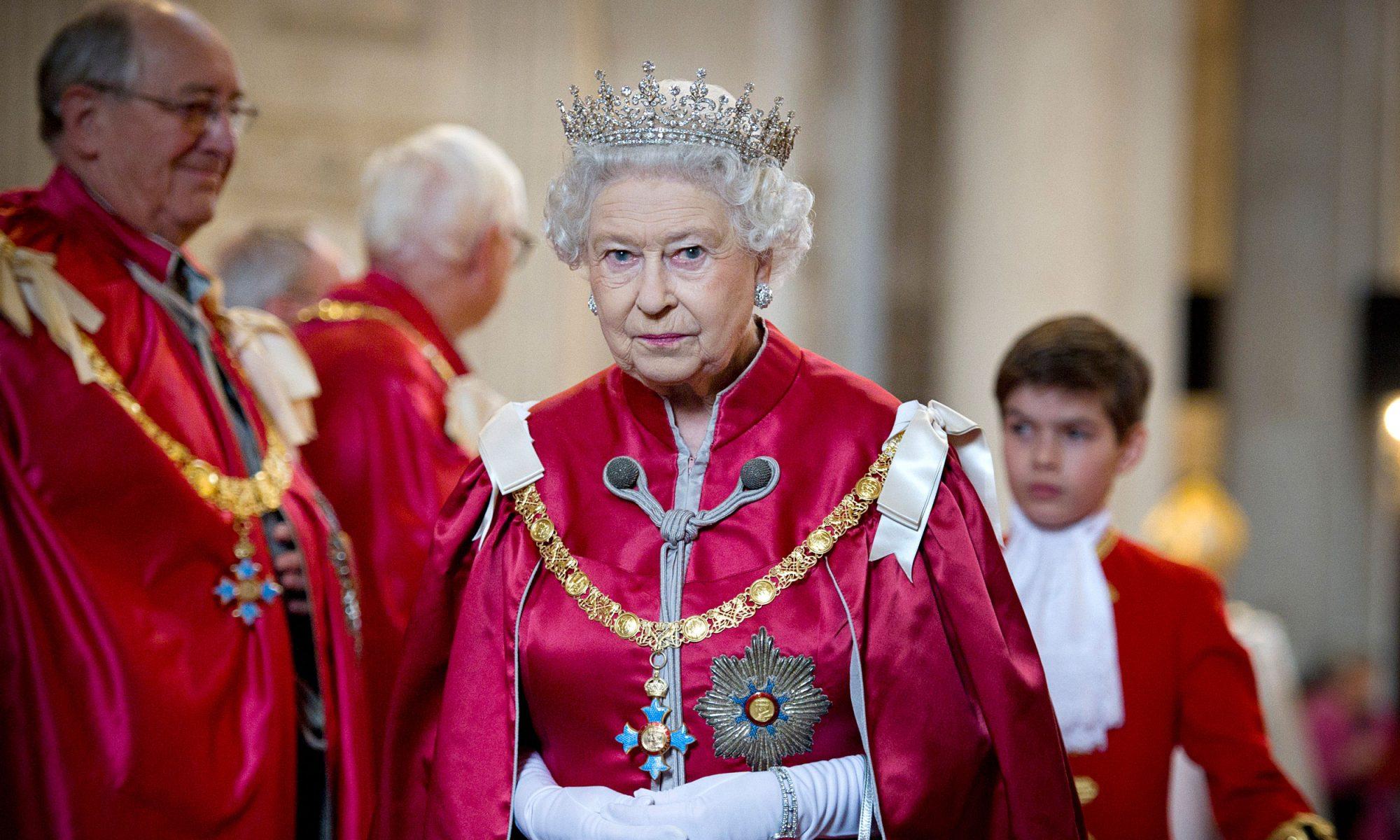 EC: The Queen Owns a McDonald's, Apparently