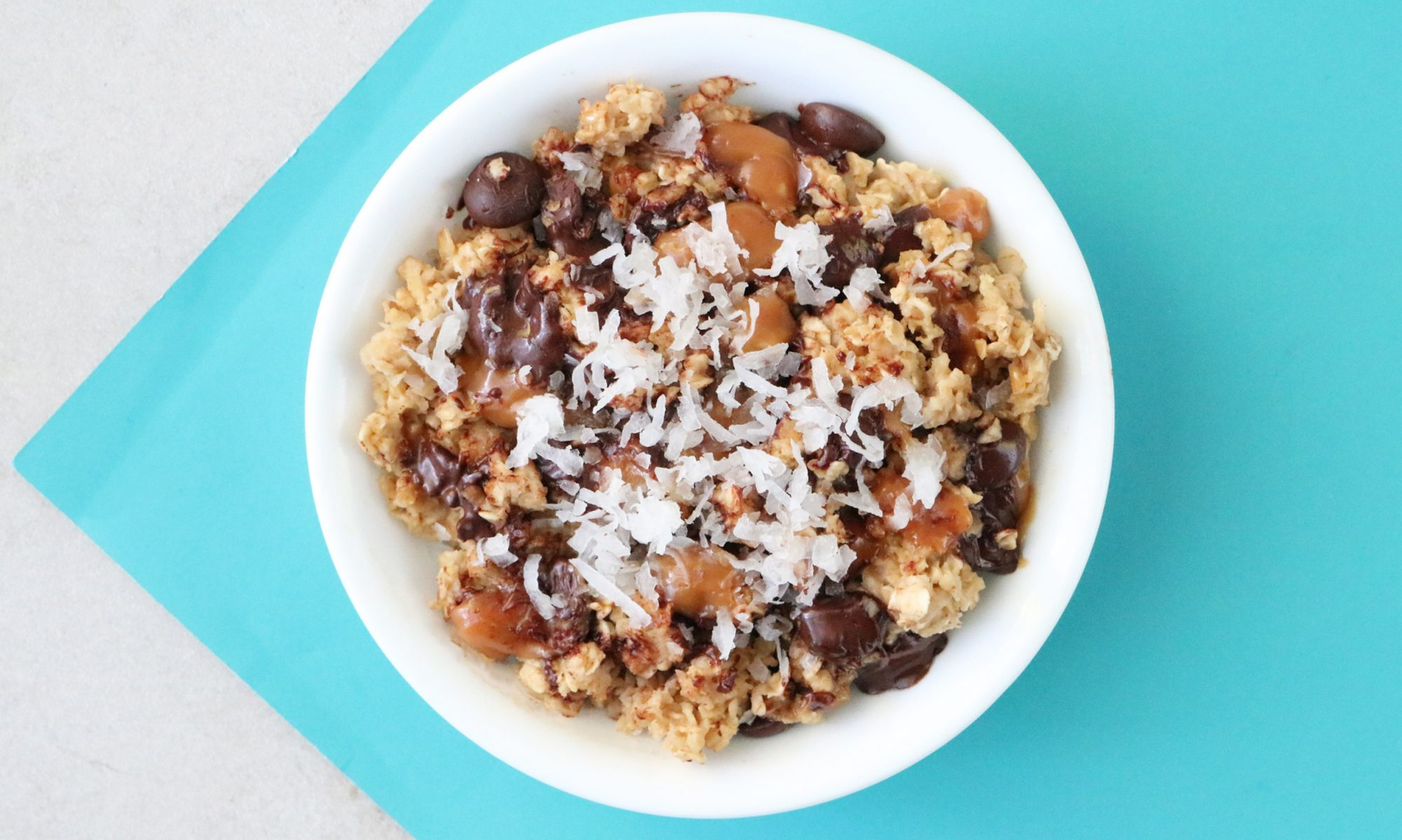 Make Oatmeal Inspired By the Best Girl Scout Cookie