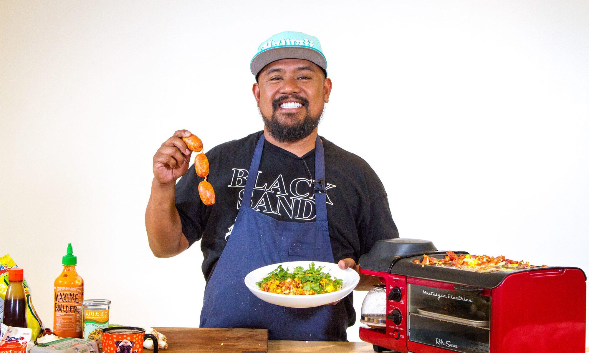 EC: 3-in-1 Breakfast Machine Challenge: Sheldon Simeon