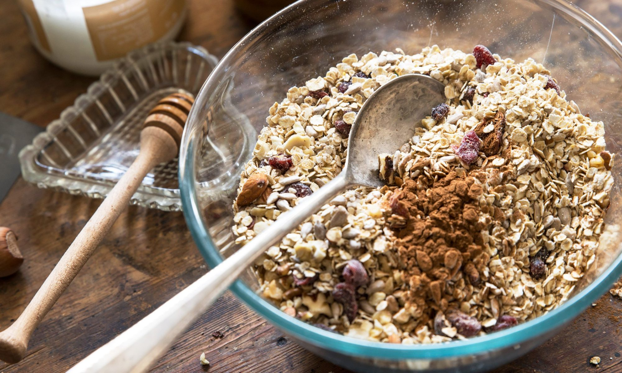 EC: How to Make Granola in a Slow Cooker