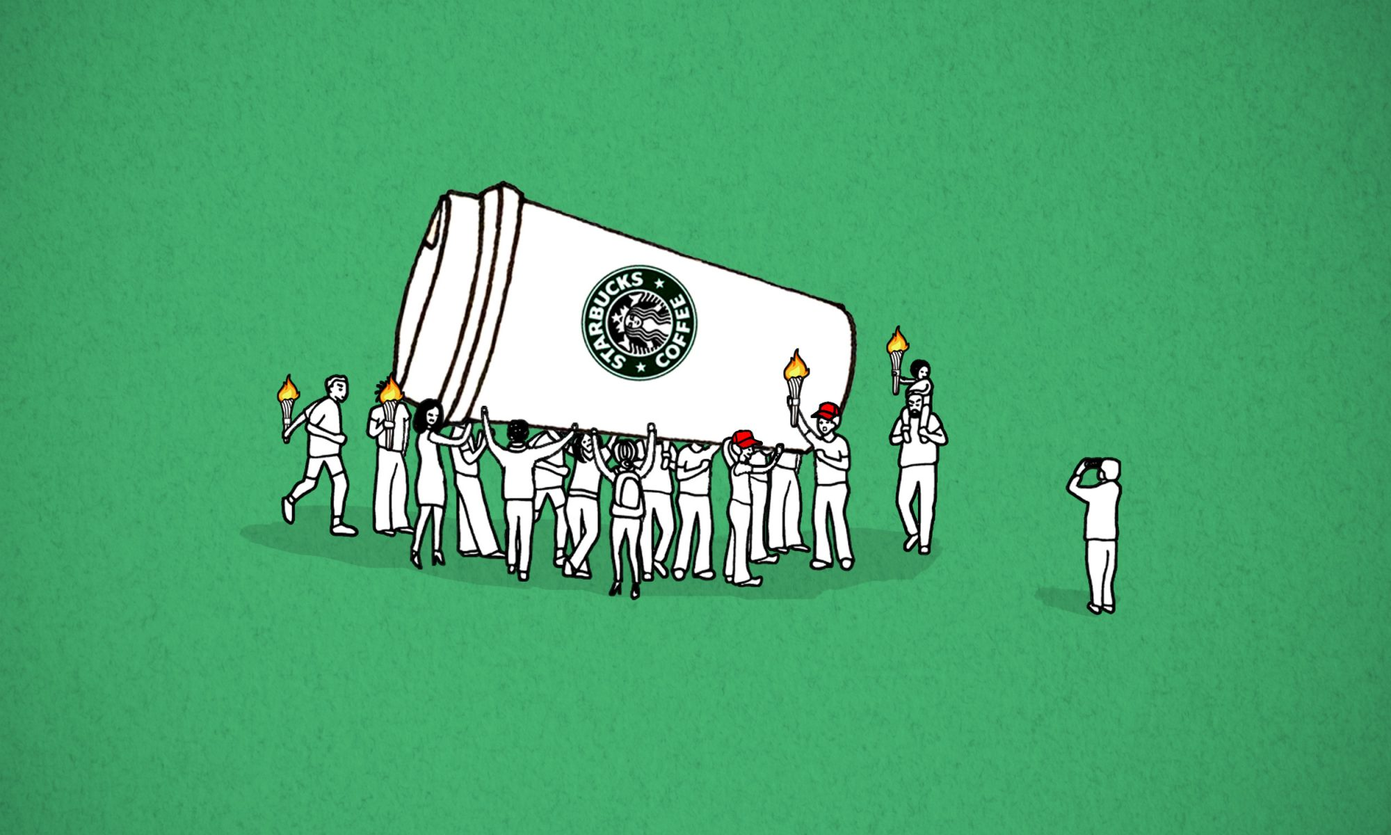 EC: Why Conservatives Hate Starbucks So Much