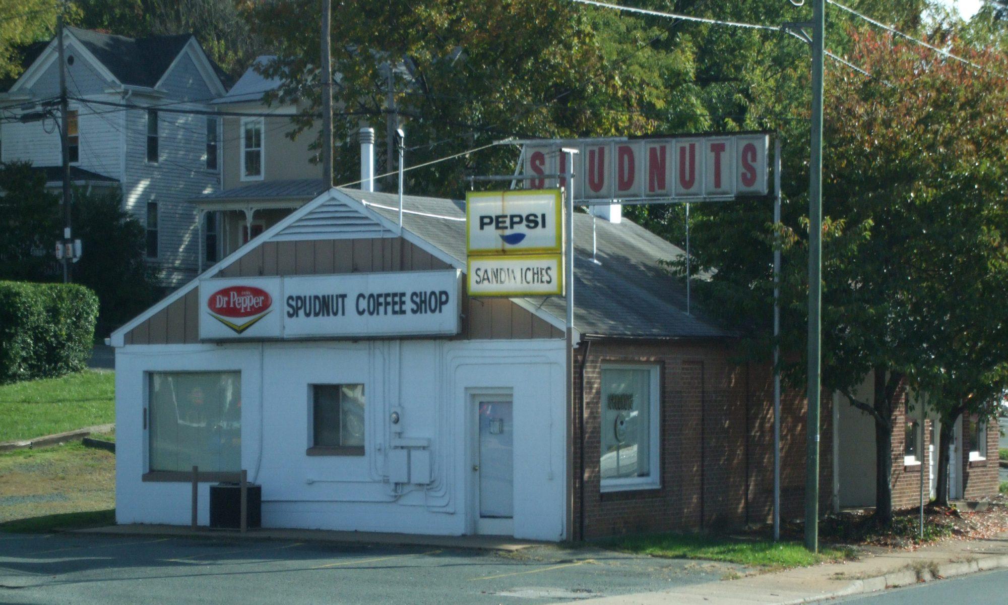 Spudnuts restaurant