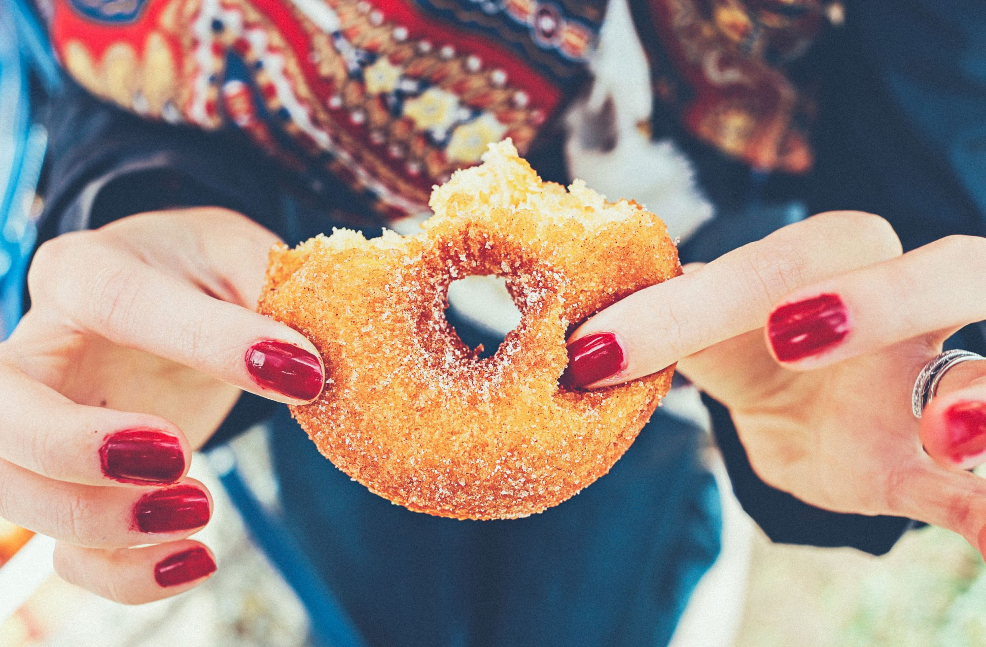 EC: Sour Cream Doughnuts Are Everything Doughnuts Should Be