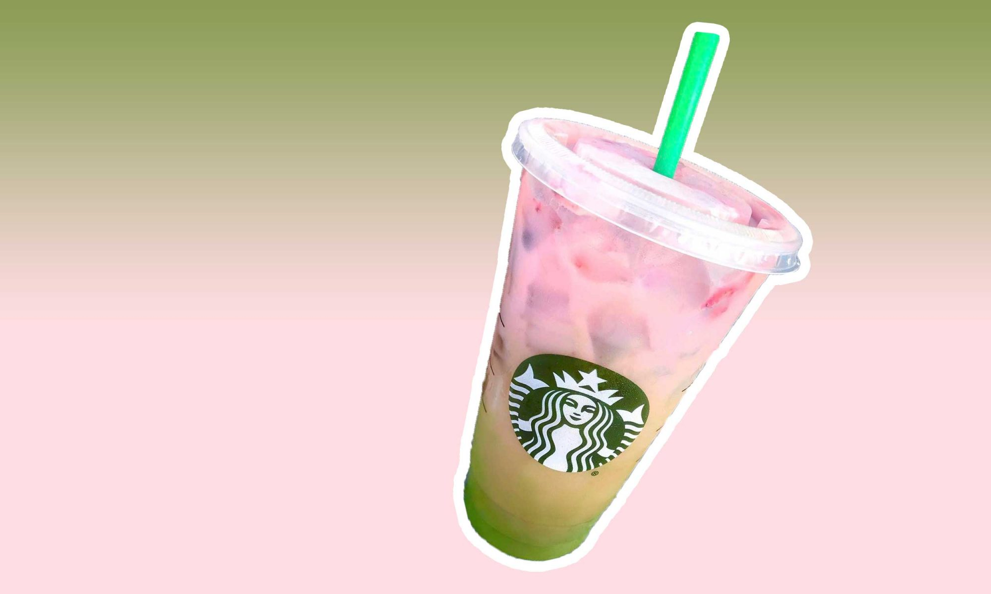 EC: This New Ombre Starbucks Drink Is Every Barista's Worst Nightmare