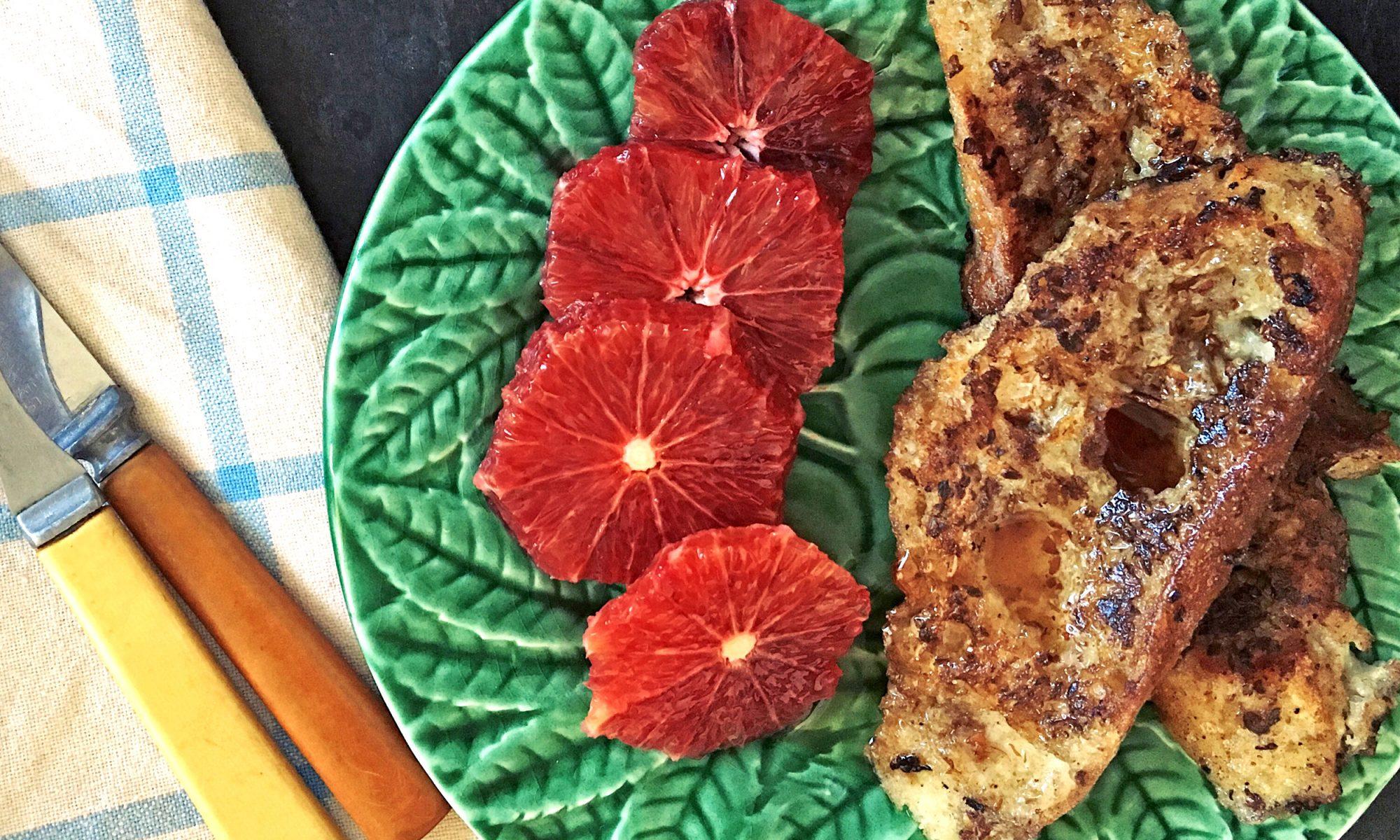 EC: This Vegan French Toast Recipe Is Pretty Much Magic