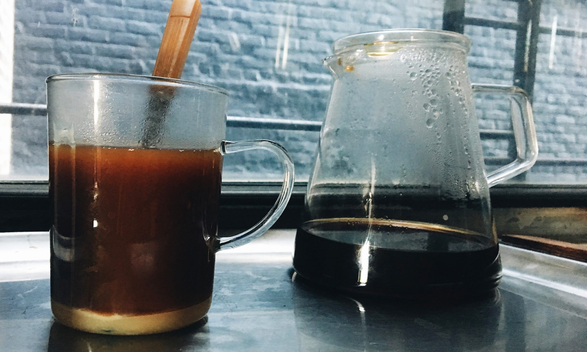 Vietnamese Coffee Is a Sweet Present You Give Yourself