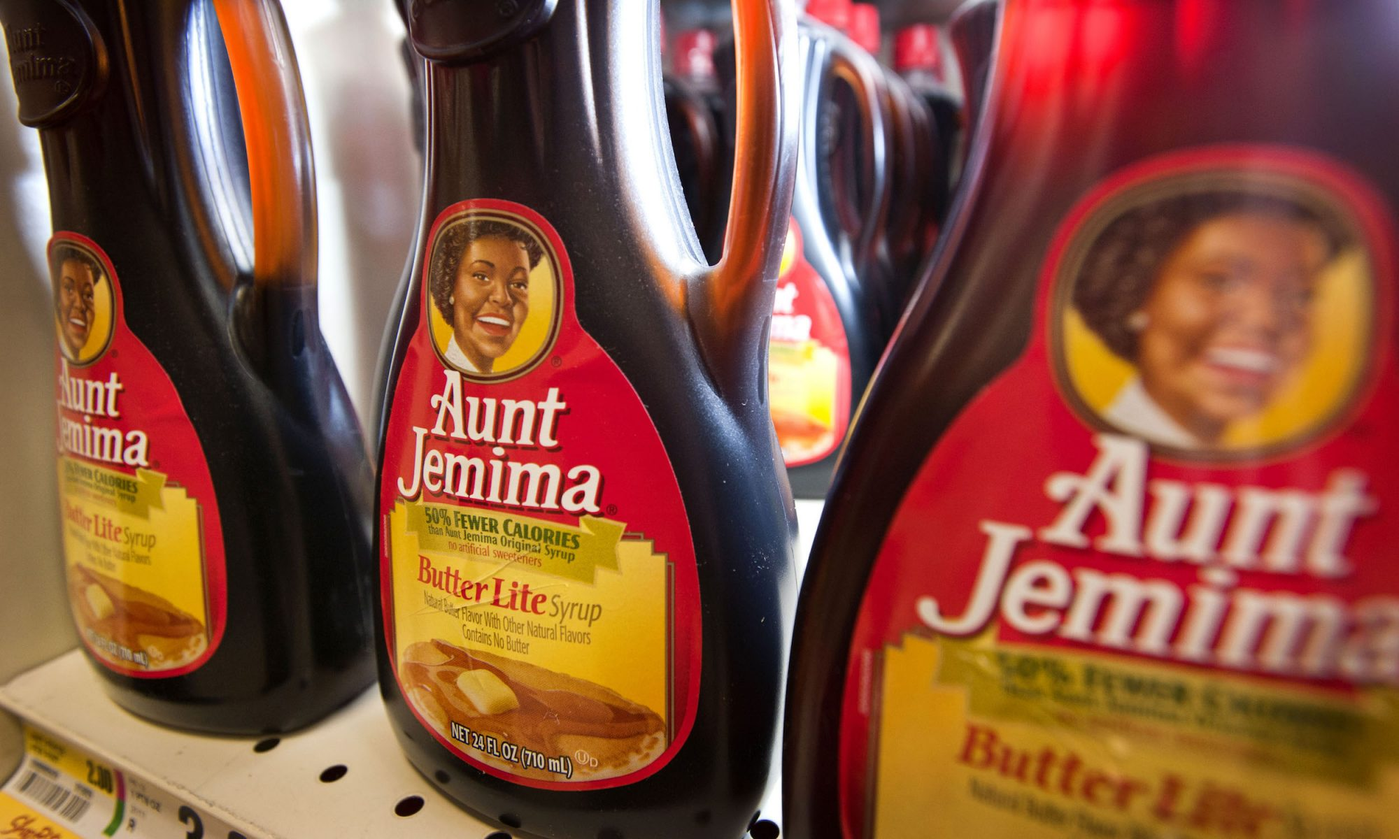 what is in fake maple syrup