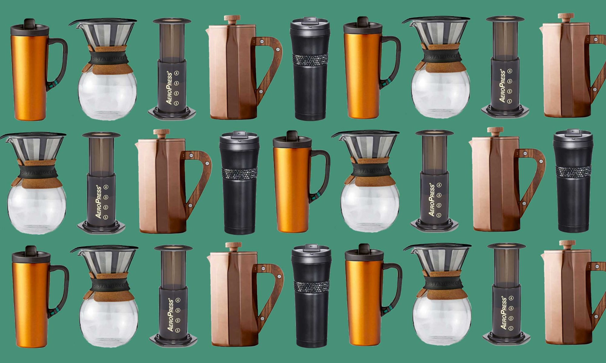 EC: The Best Coffee Gear to Buy from Starbucks' Online Clearance Sale