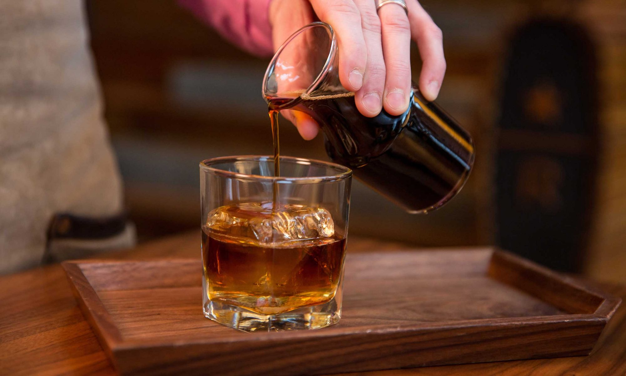 EC: Starbucks' New Whiskey Barrel-Aged Coffee Is Only Available in Seattle