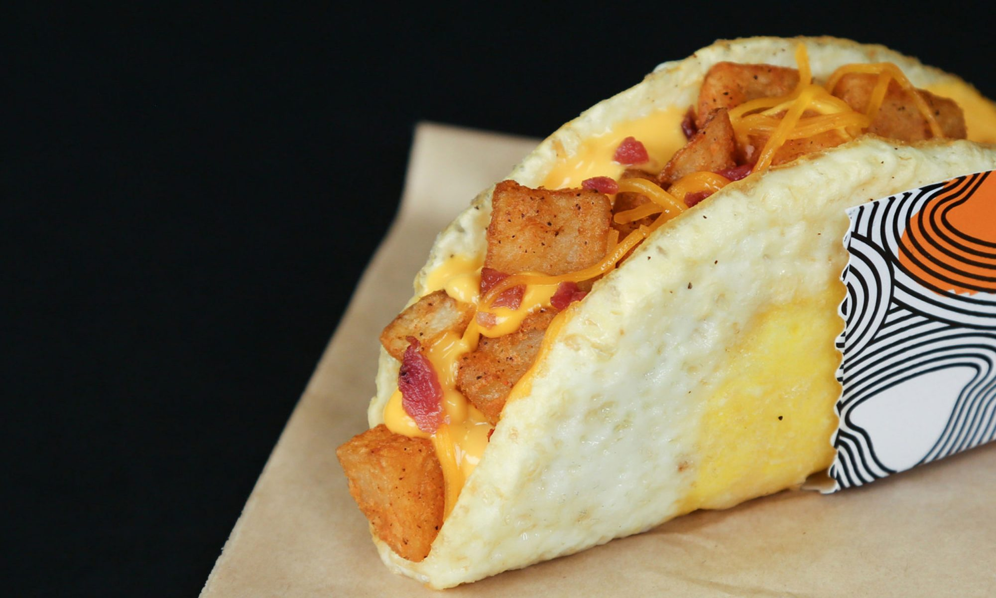 worst breakfast fast food naked egg taco
