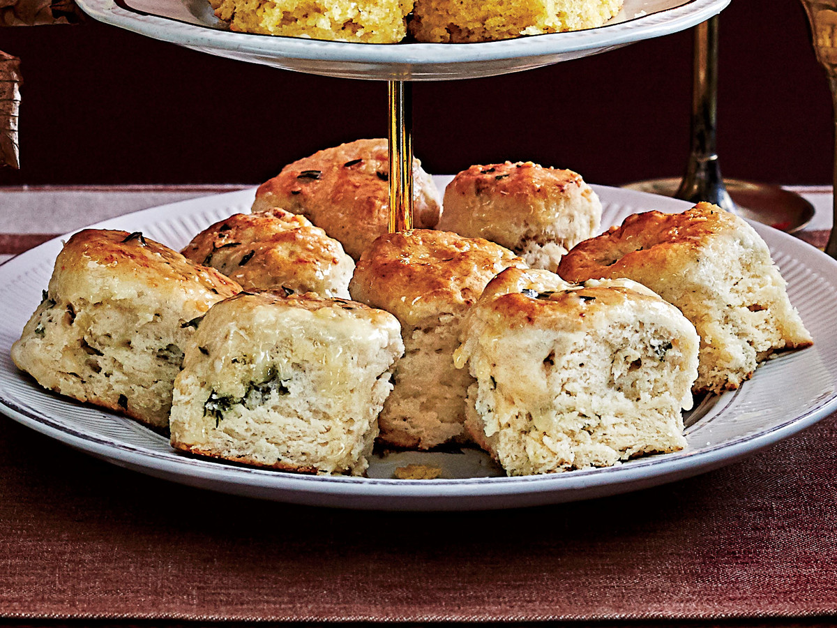 Parmesan-Herb Angel Biscuits