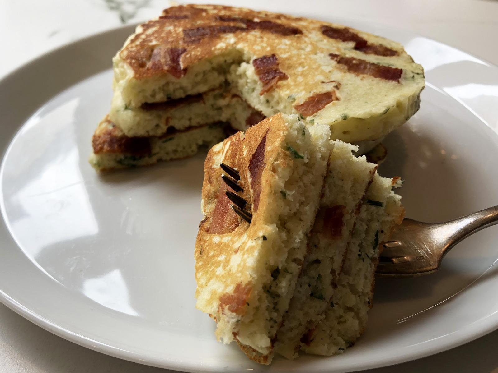 buttermilk ranch pancakes