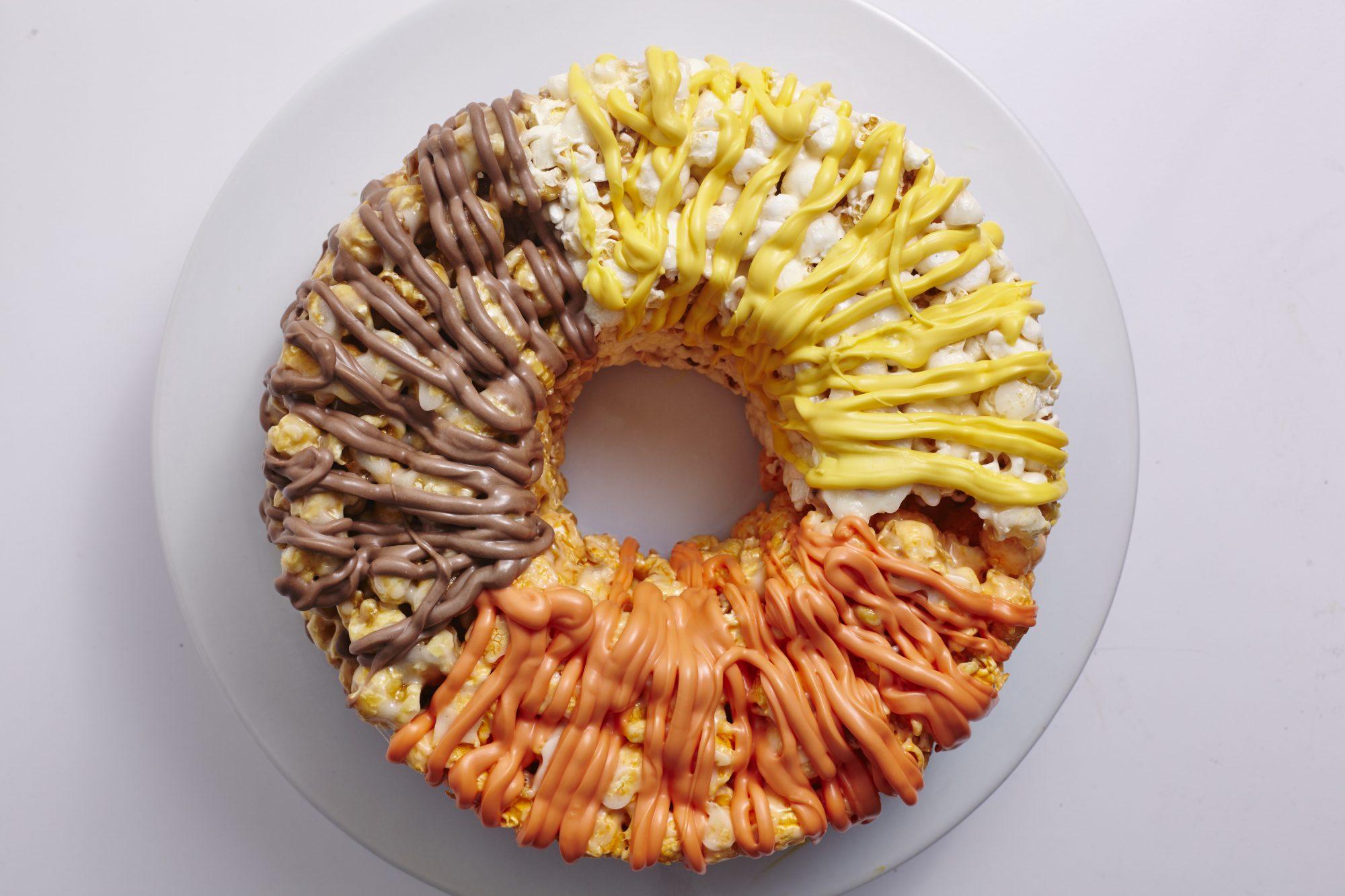 Big Tin Popcorn Cake image
