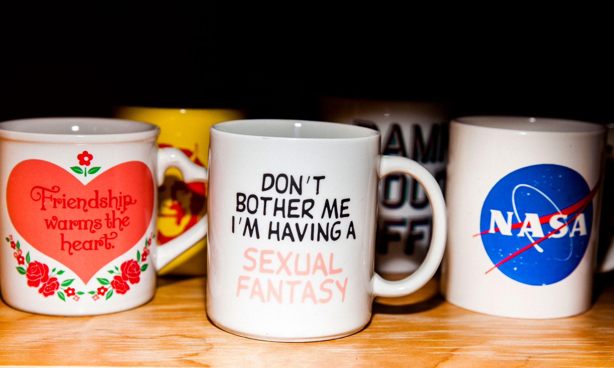 EC: Our Mugs, Ourselves: What Our Coffee Mugs Say About Us