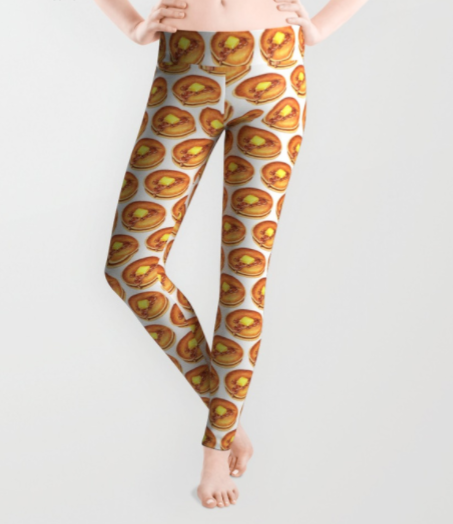 Pancake Leggings