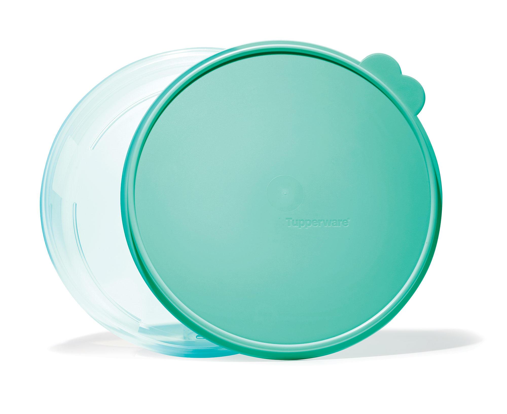 Tupperware Round Container