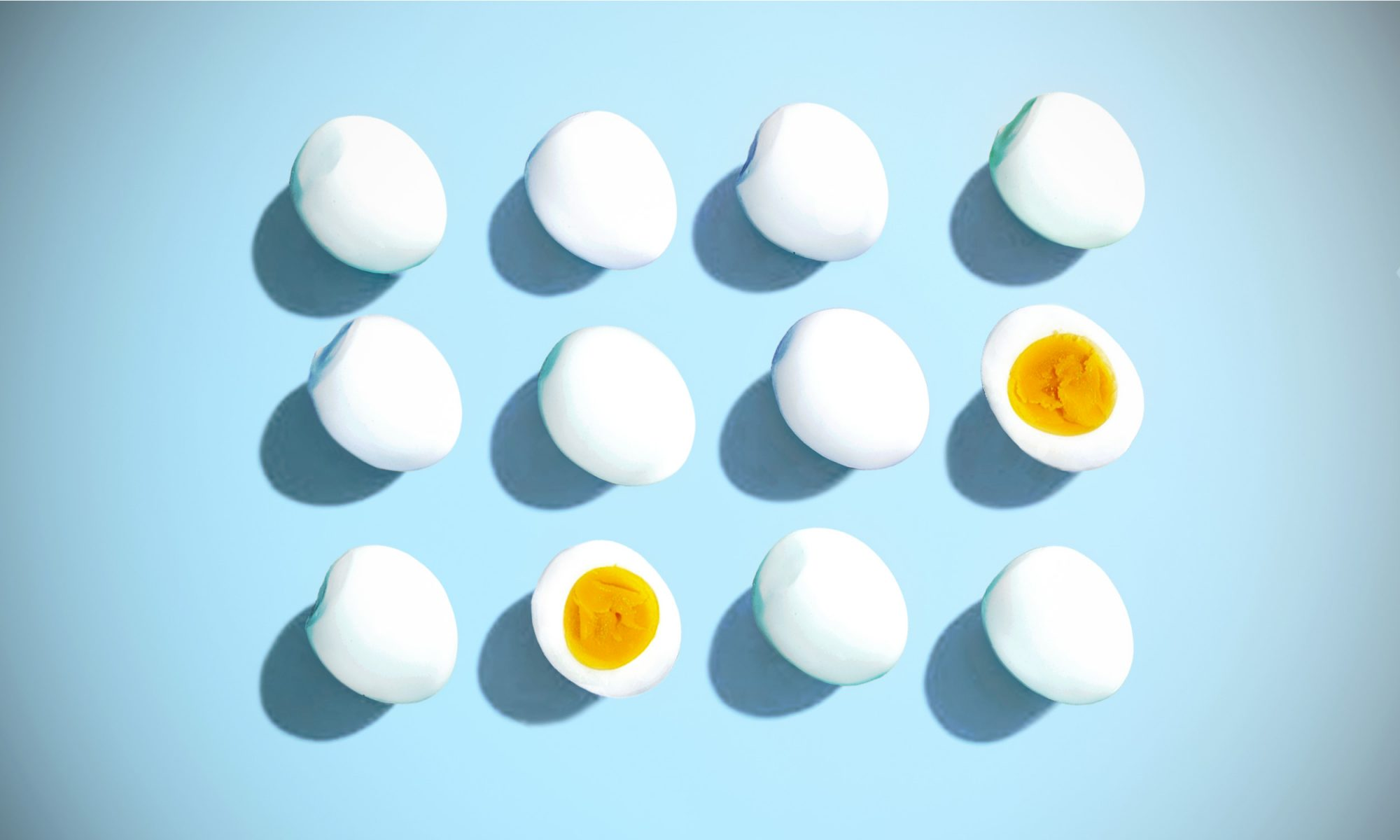 EC: 12 Ways to Make Hard-Boiled Eggs More Exciting