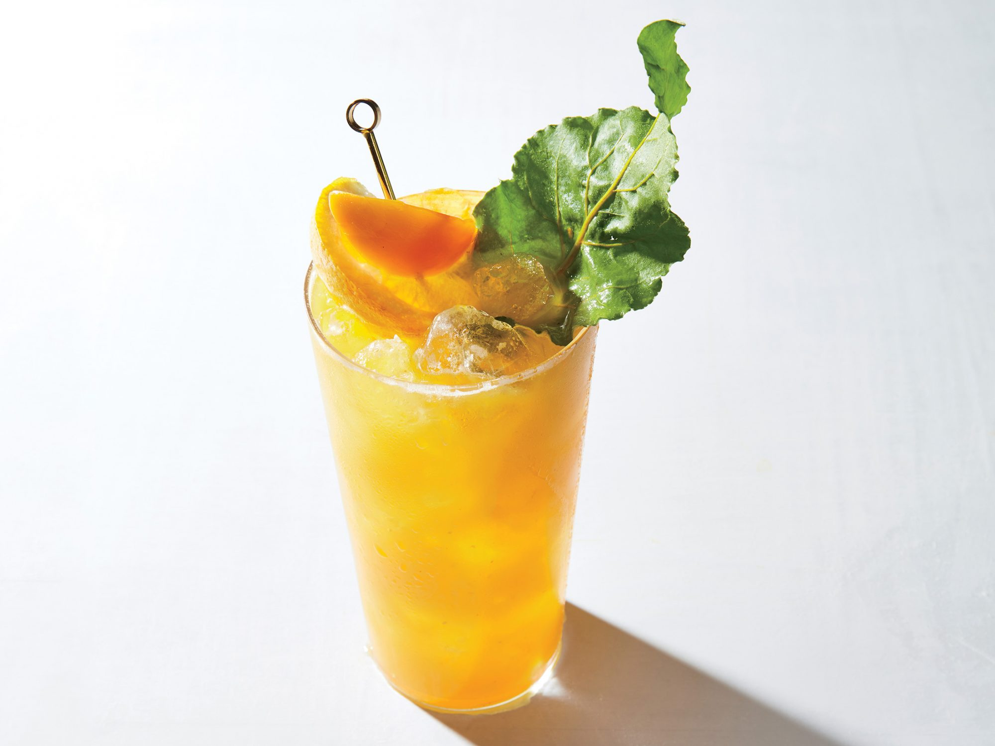 Brighten Brunch With a Golden Beet Bloody Mary