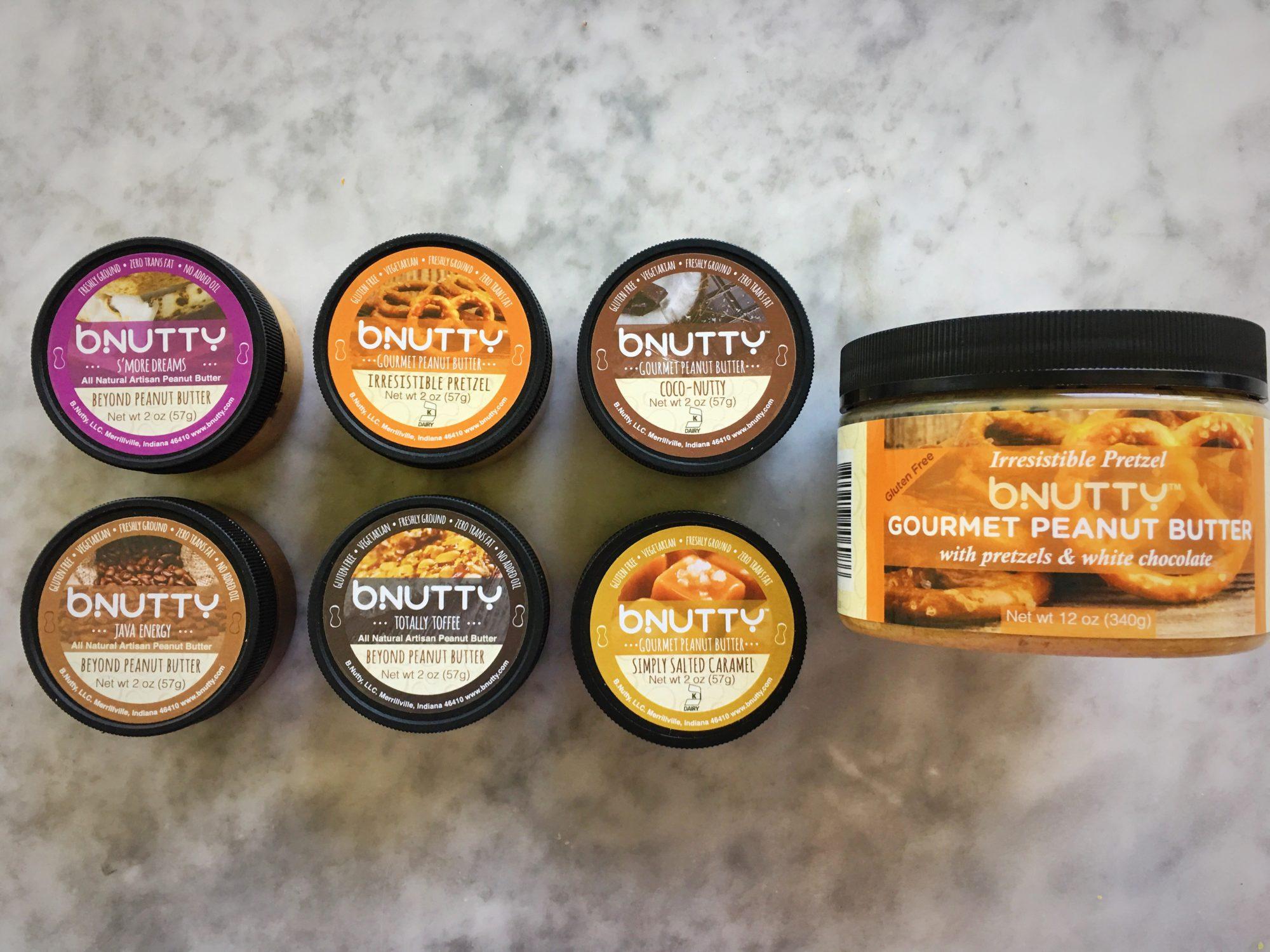 Bnutty Peanut Butter