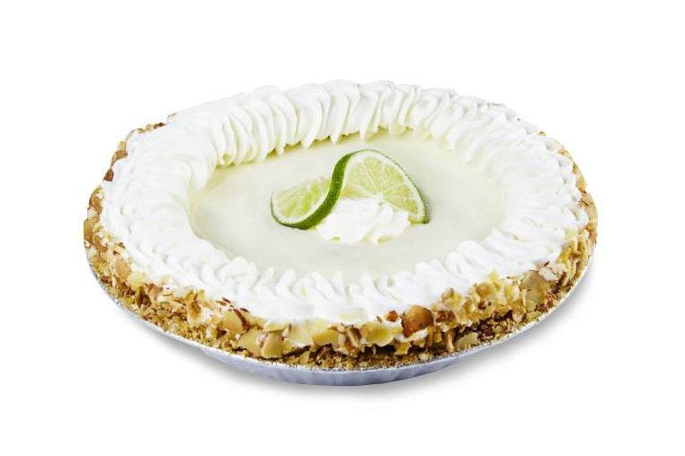 Publix Key Lime Pie