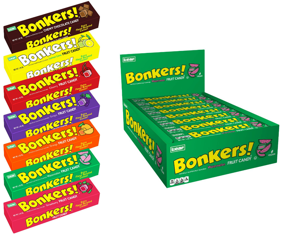 Hey '80s Kids, Bonkers Are Back to Bonk You Out
