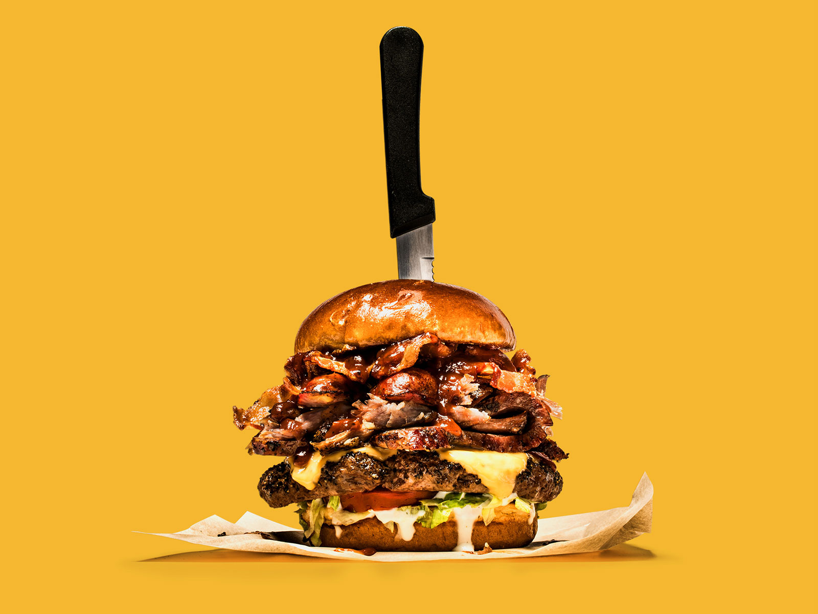 Chili's 5-Meat 'Boss Burger' Goes Nationwide