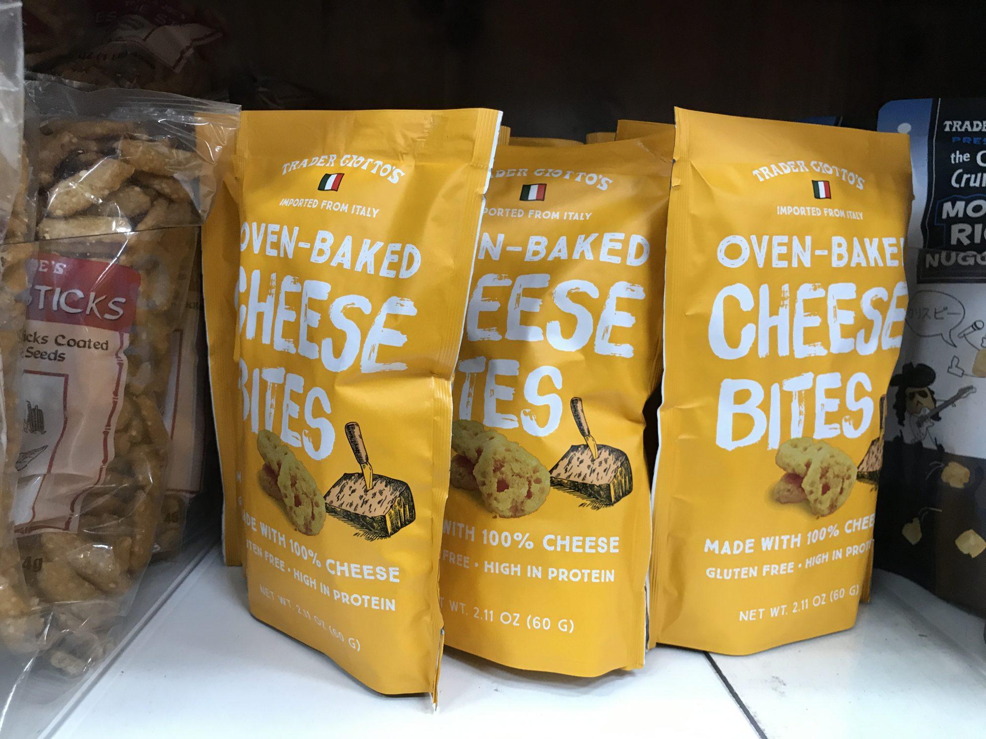 TJ Cheese Bites