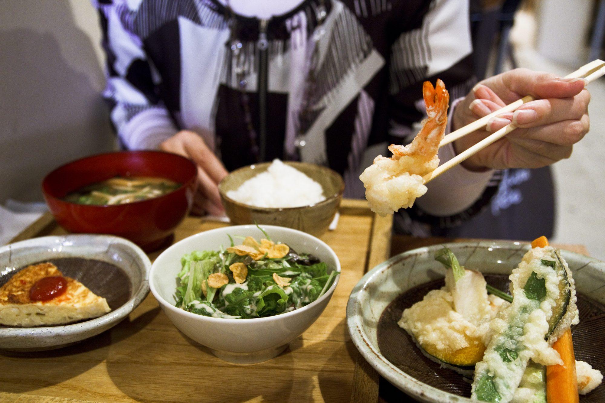 tempura Getty image