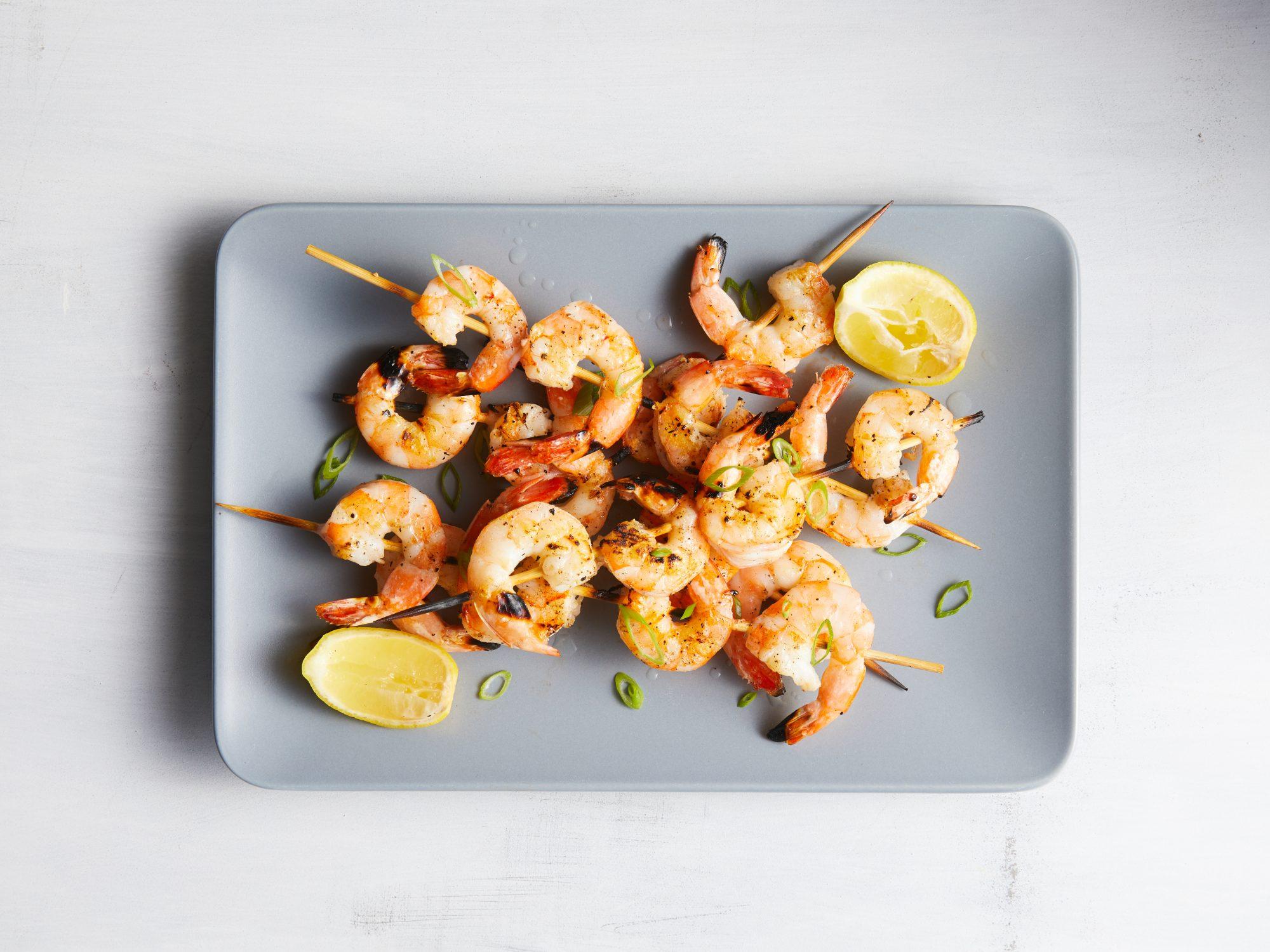 Mr Steak Grill Review Shrimp Image