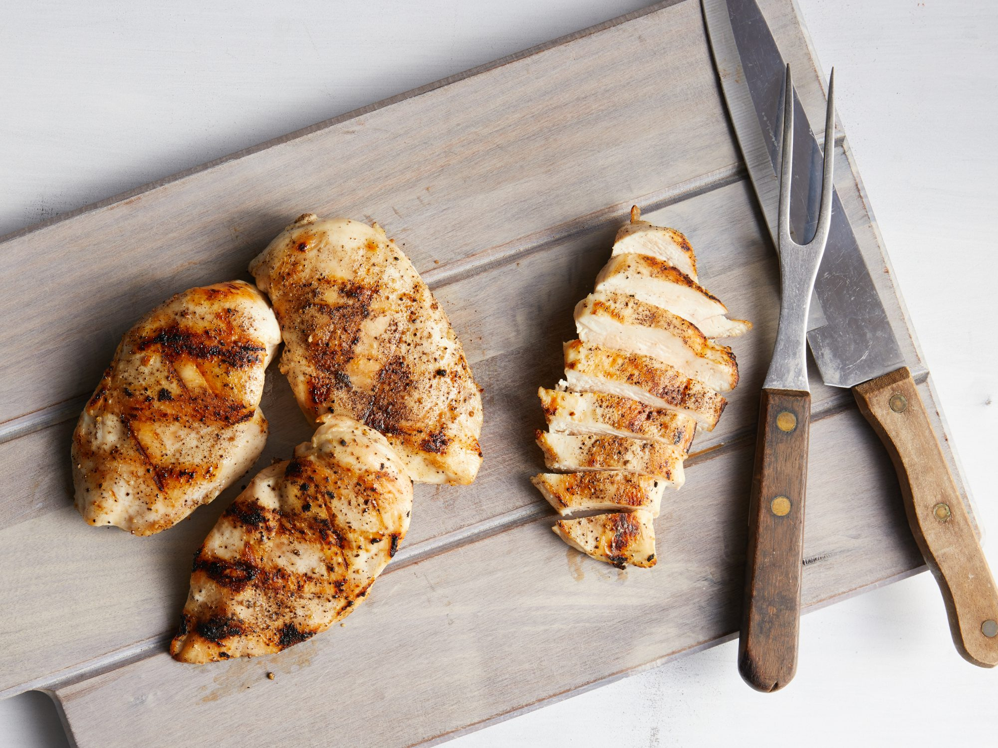 Mr Steak Grill Review Chicken Image