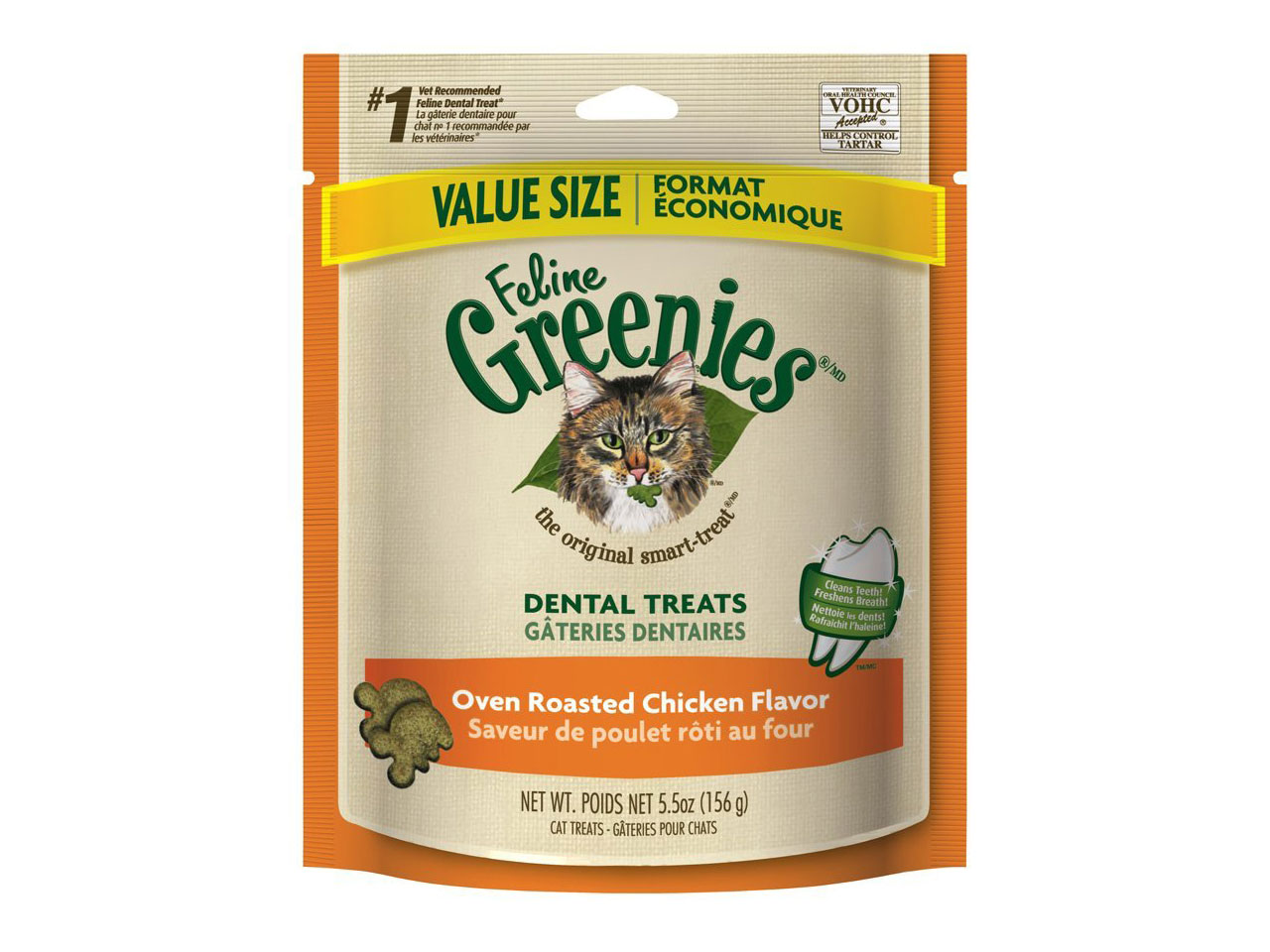 Greenies Feline Dental Treats