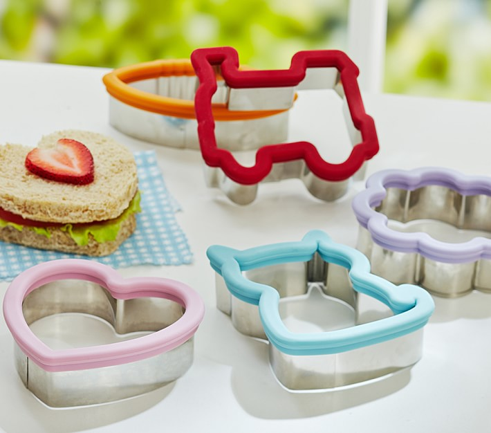 PBK stainless sandwich cutters image