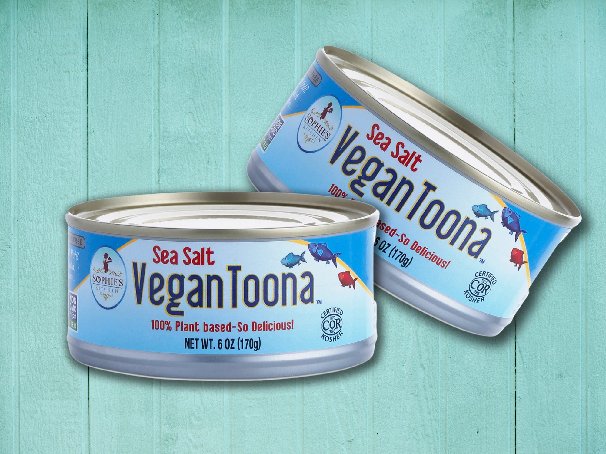 """You Can Now Buy Cans of Vegan """"Tuna"""" at Whole Foods"""