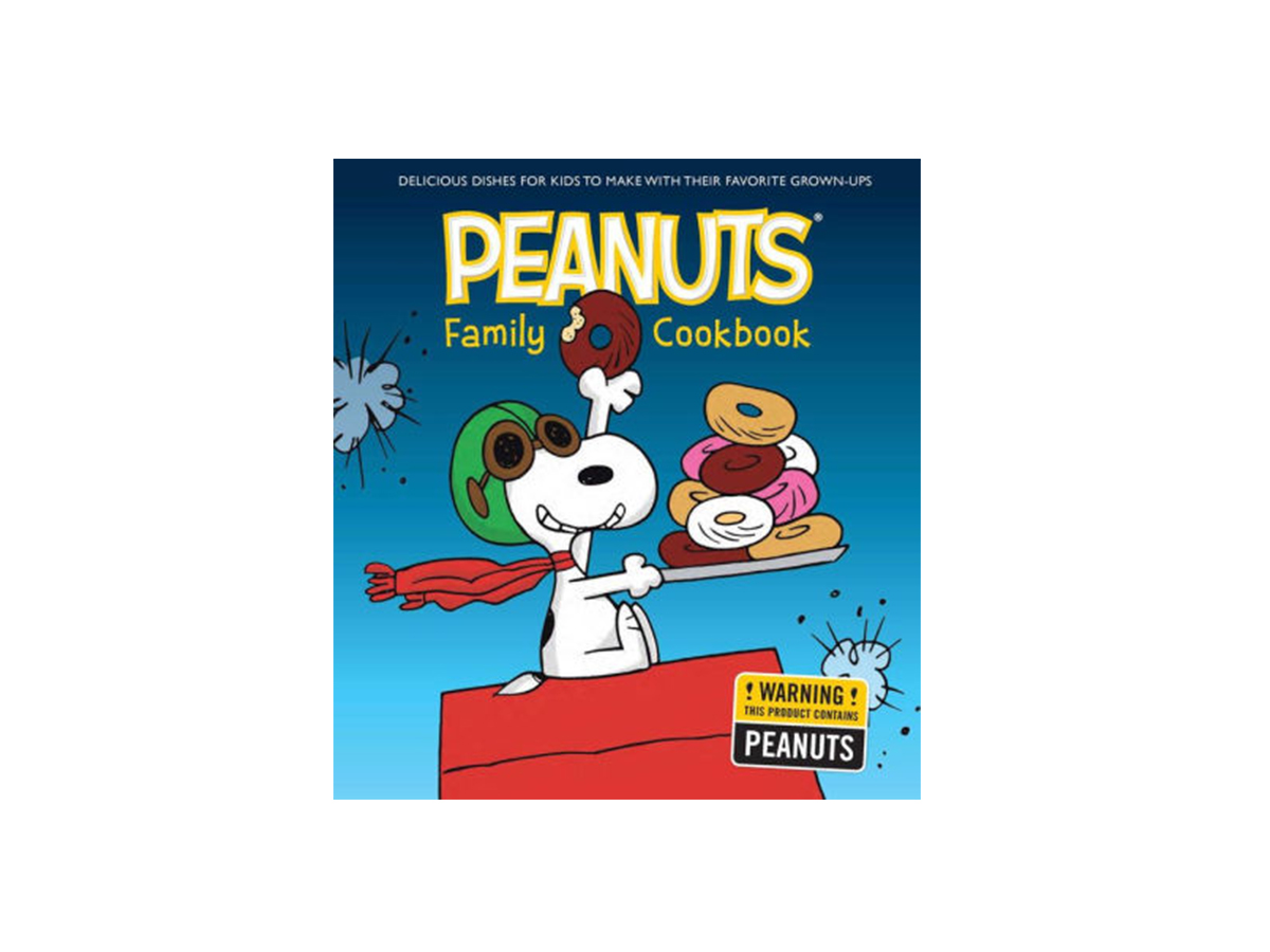 New Peanuts Cookbook Image