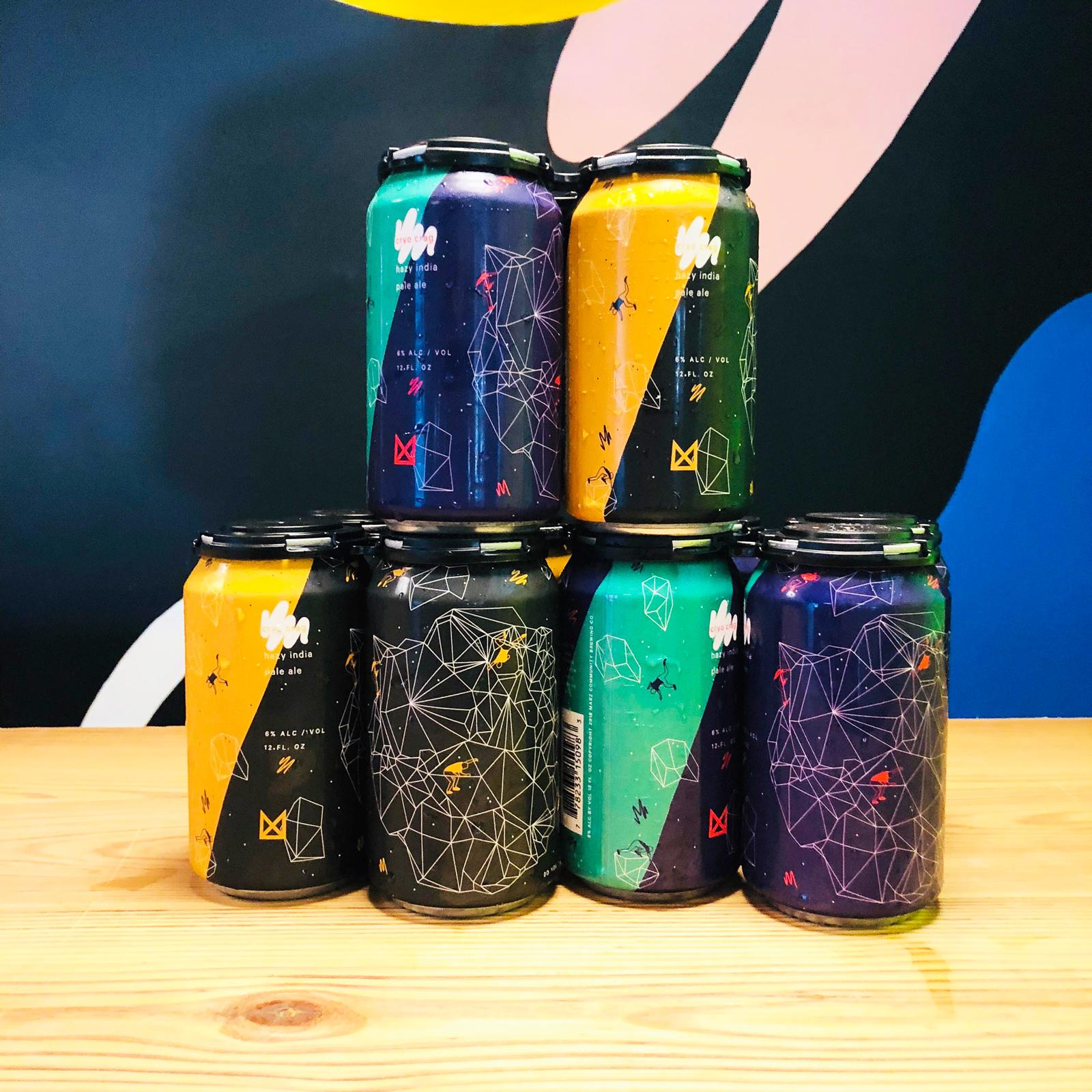 This Beer Is Inspired By 'Nickelodeon Guts' cryo-crag-beer-nickelodeon-guts-XL-BLOG0918