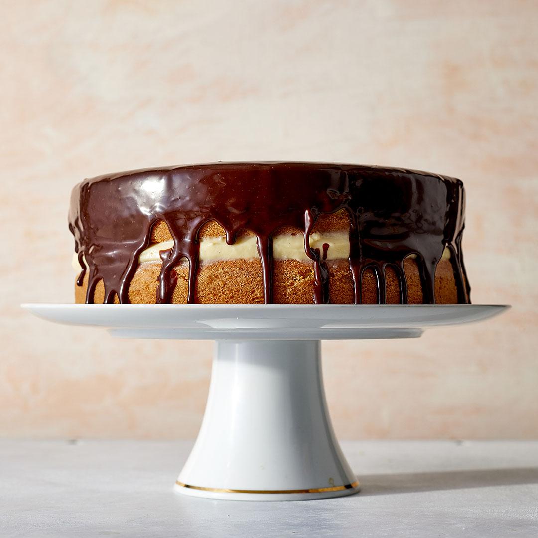 mr-Classic Boston Cream Pie image