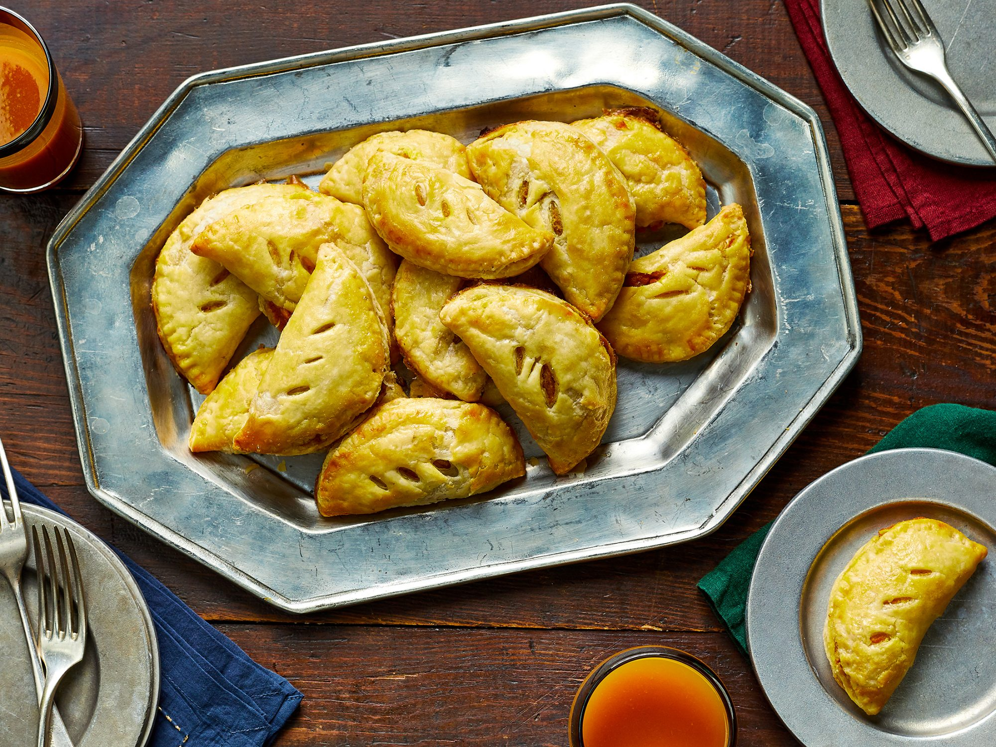 Pumpkin Pasties image