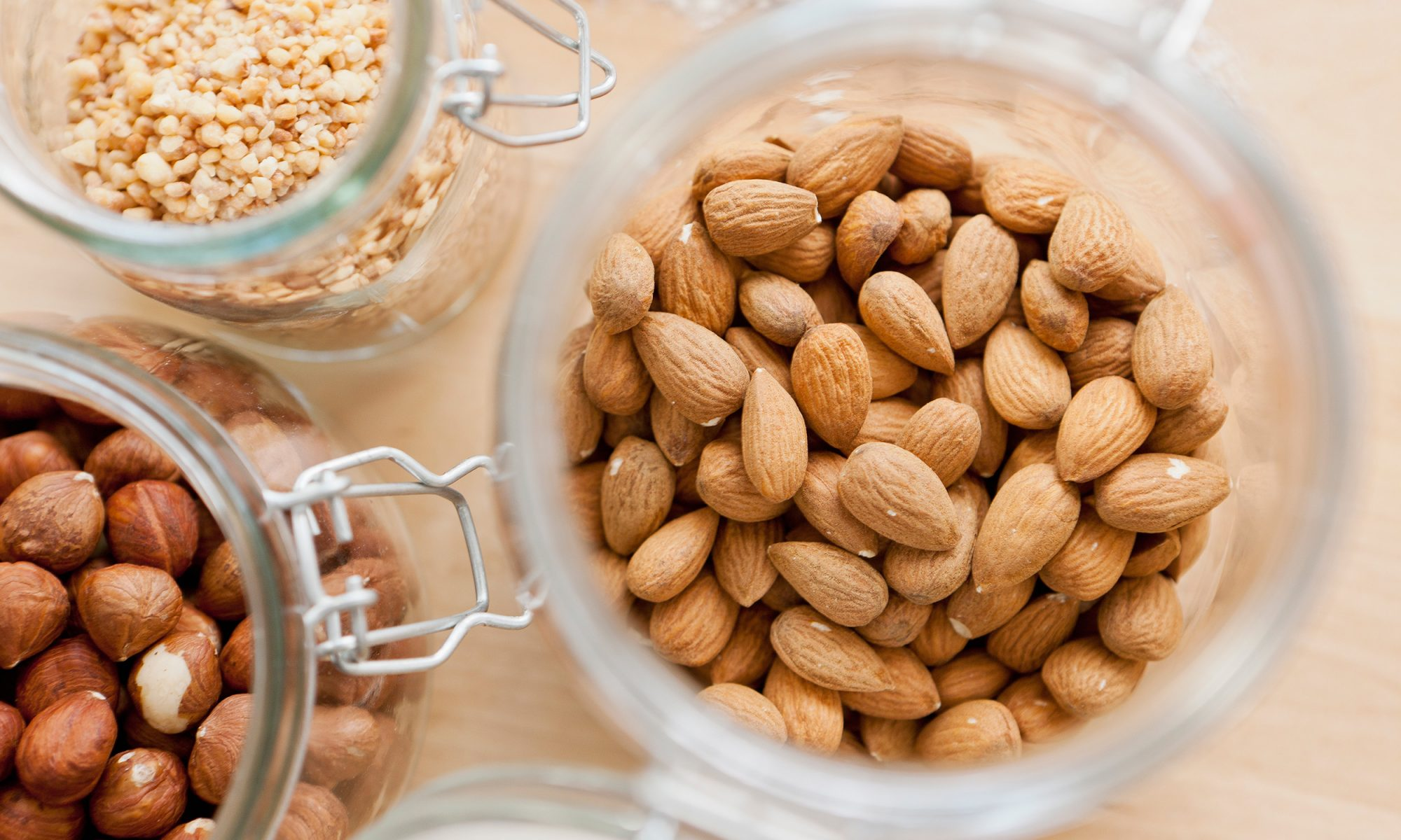 EC: DIY Nut Flour Is Entirely Within Your Grasp