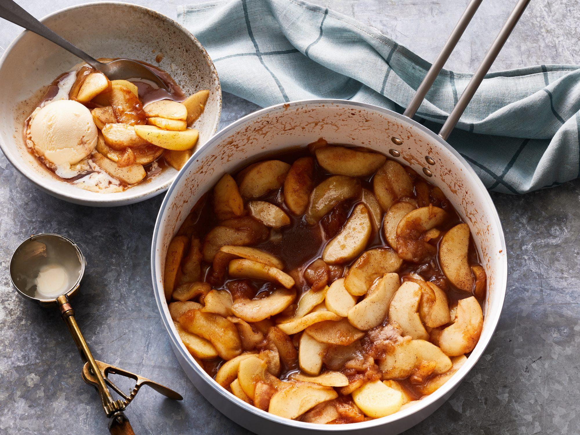 mr - Warm Cinnamon Apples reshoot
