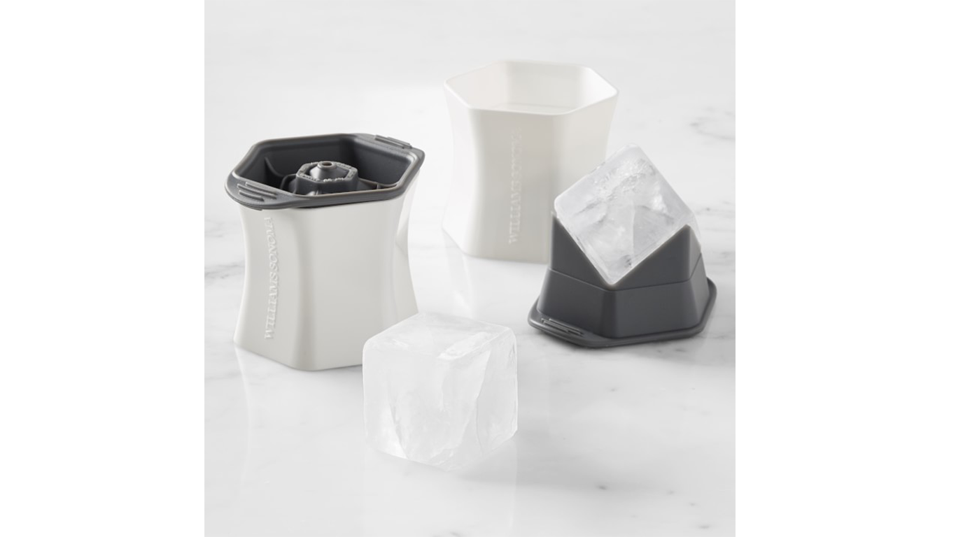 Williams Sonoma Colossal Cube, Set of 2