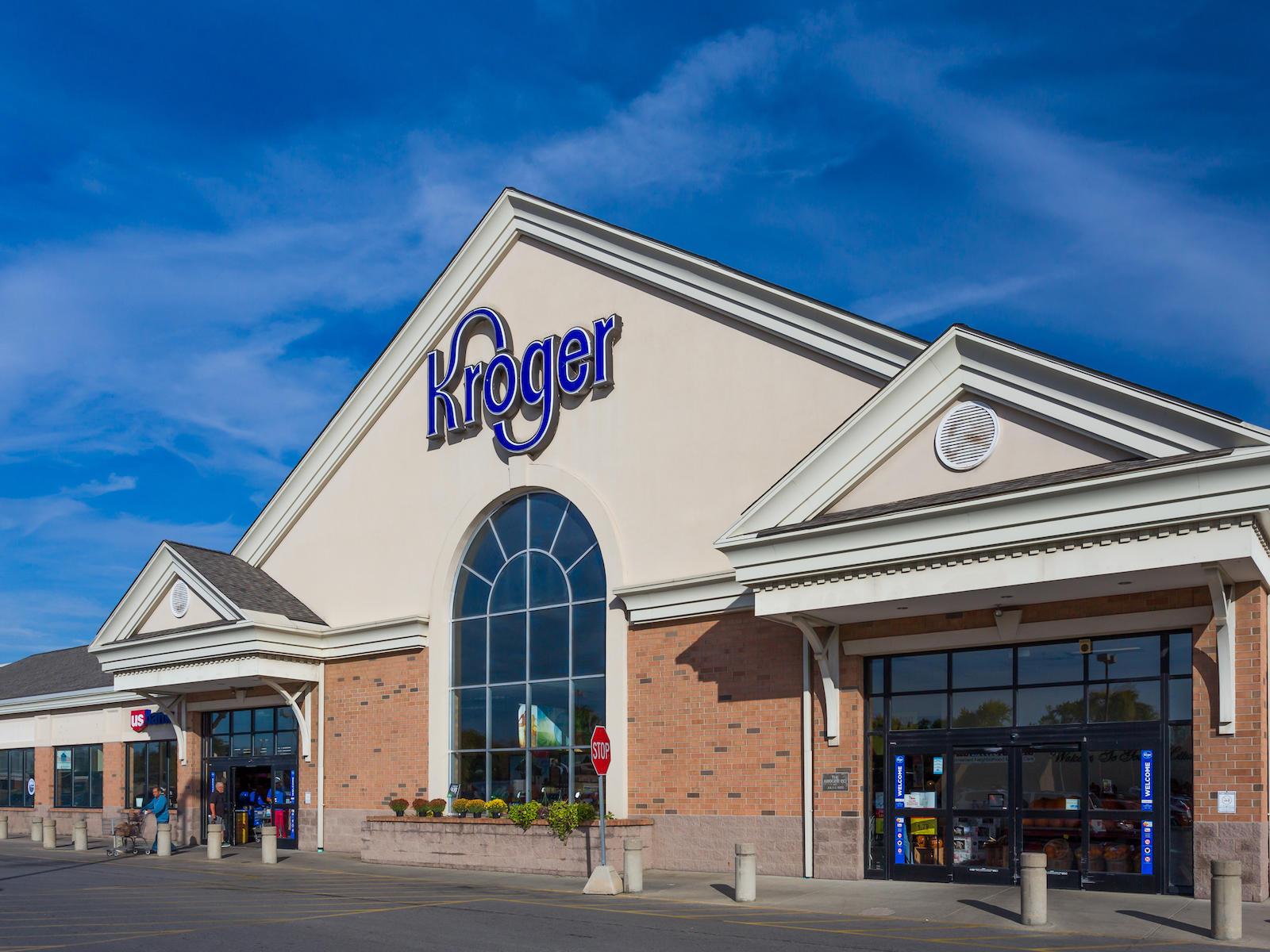Kroger In-store restaurant