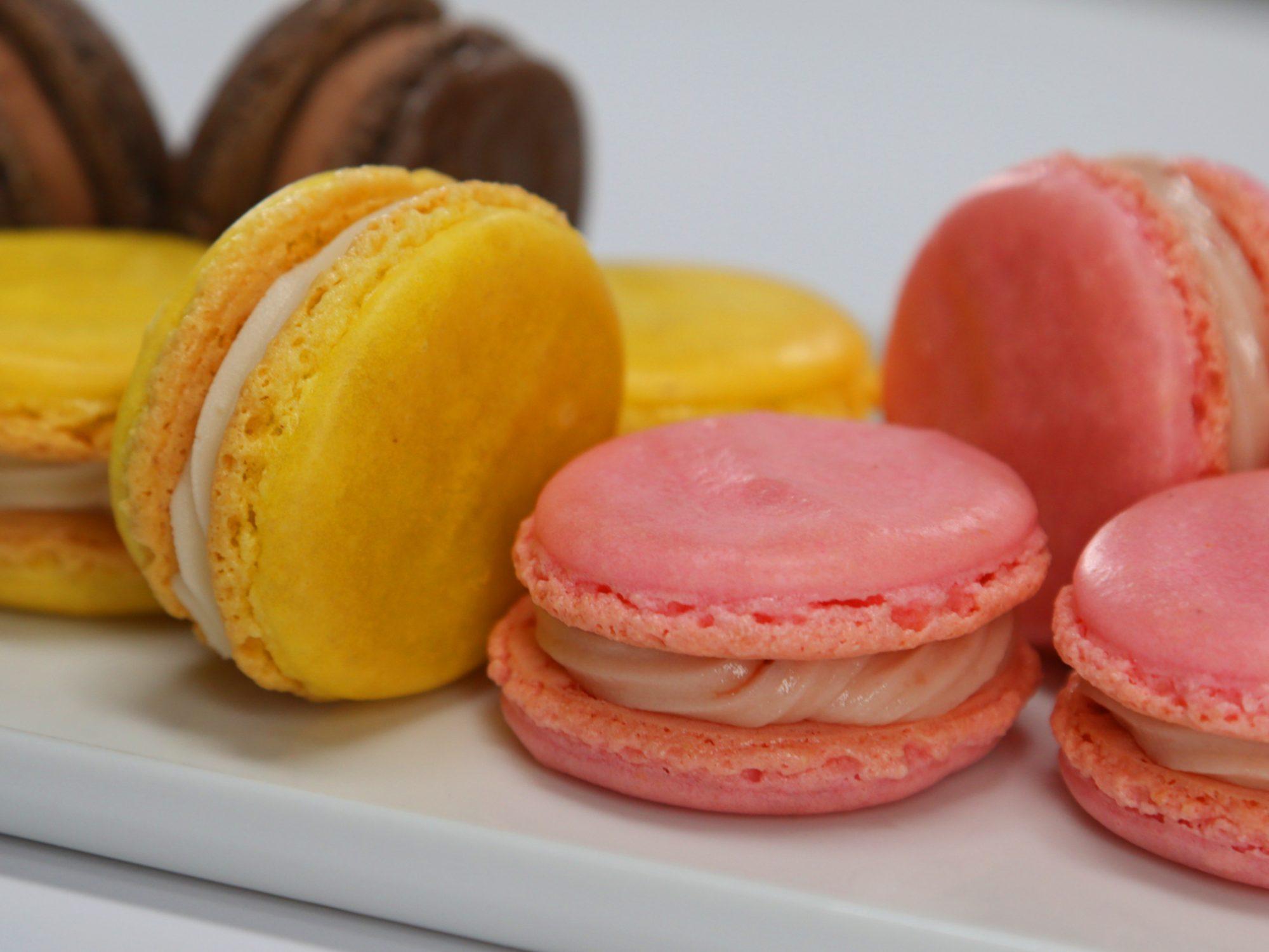 Easy Macarons image