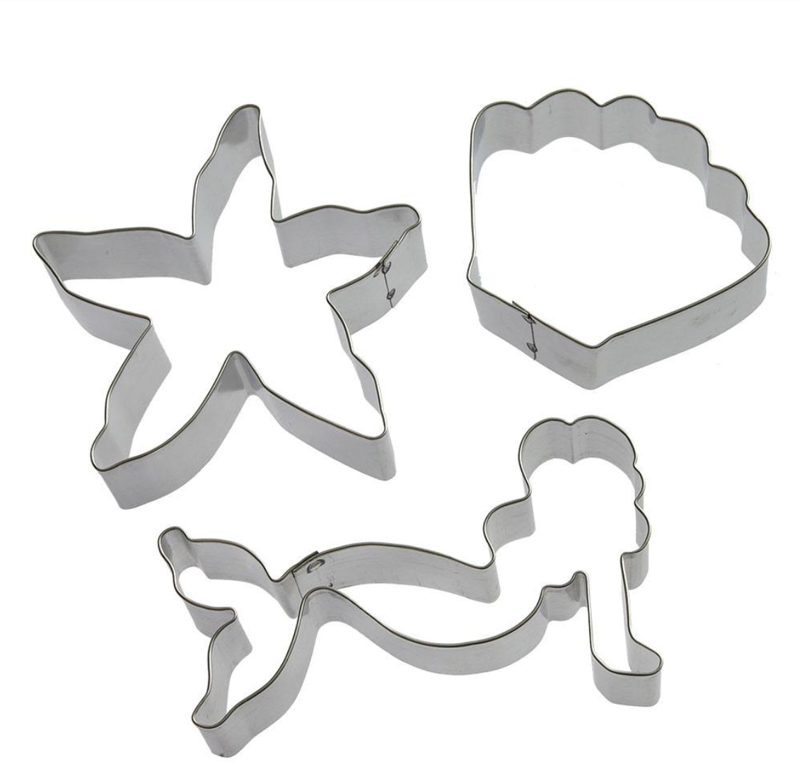 Under the Sea Cookie Cutter Set